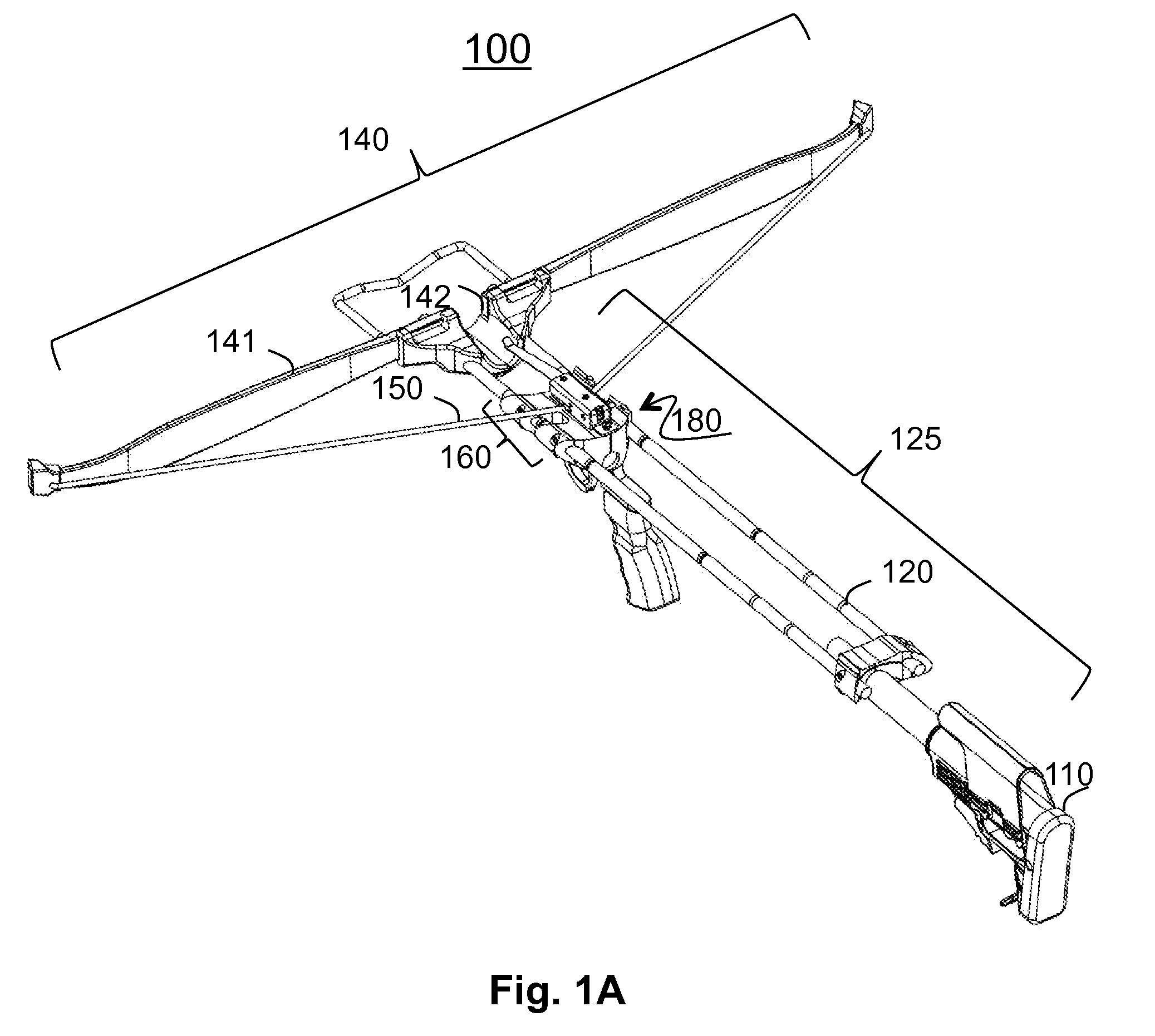 crossbow parts diagram