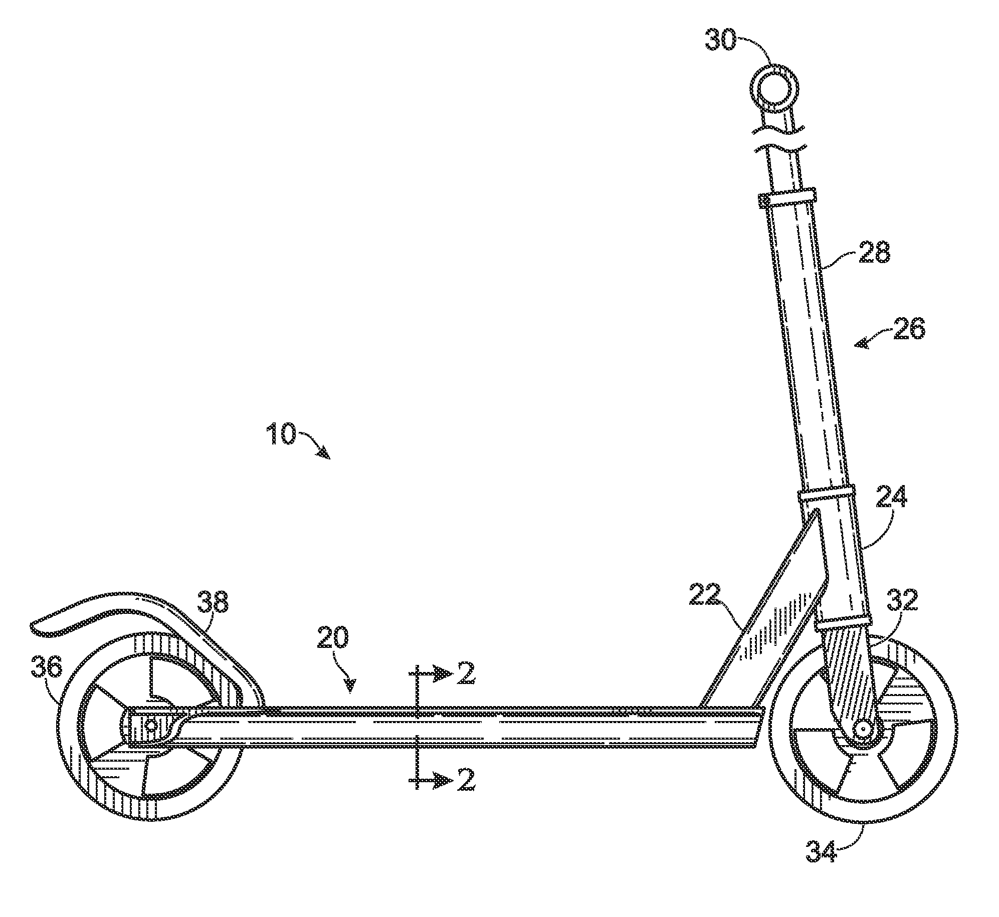 scooter fuel filter