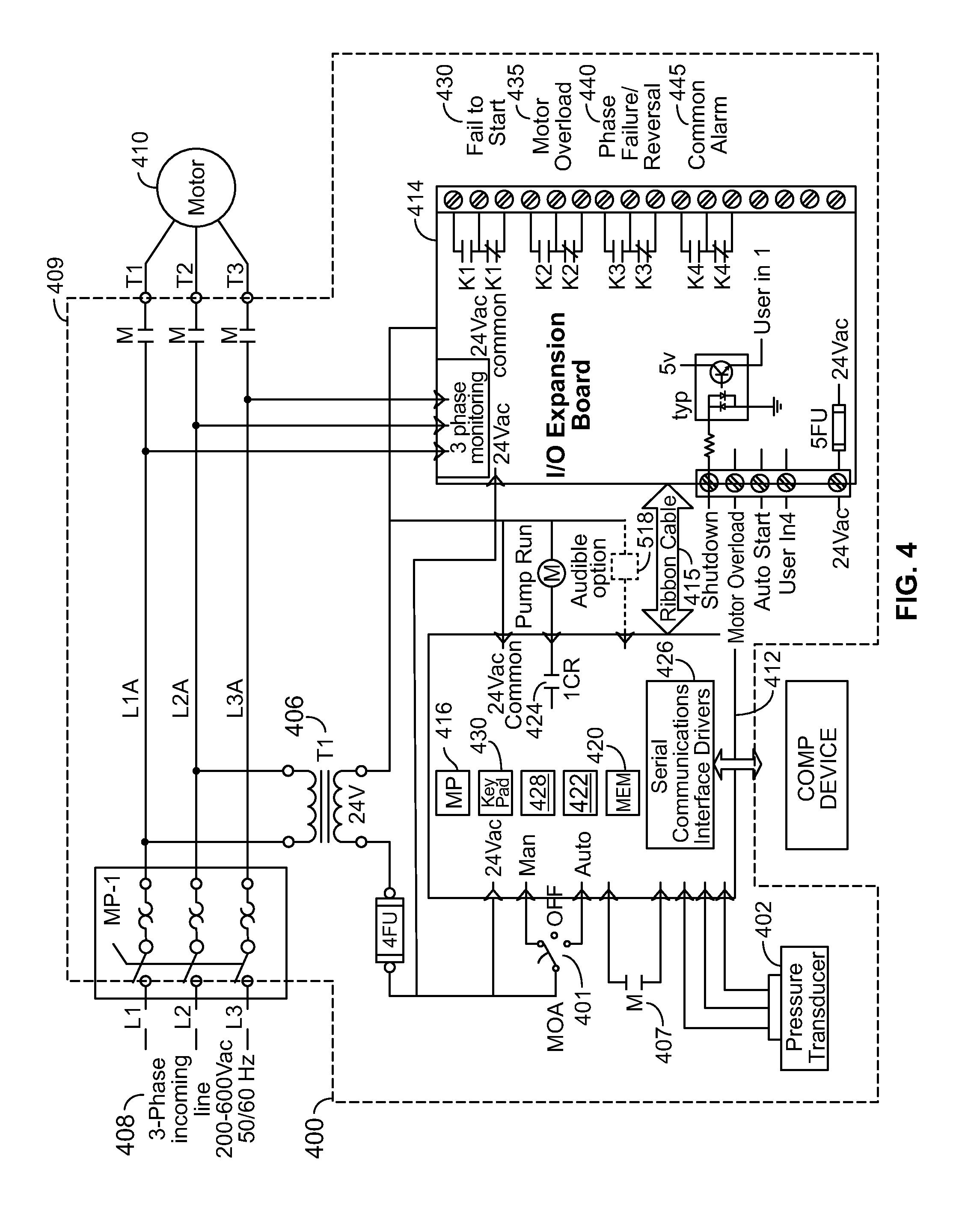 jockey pump wiring diagram