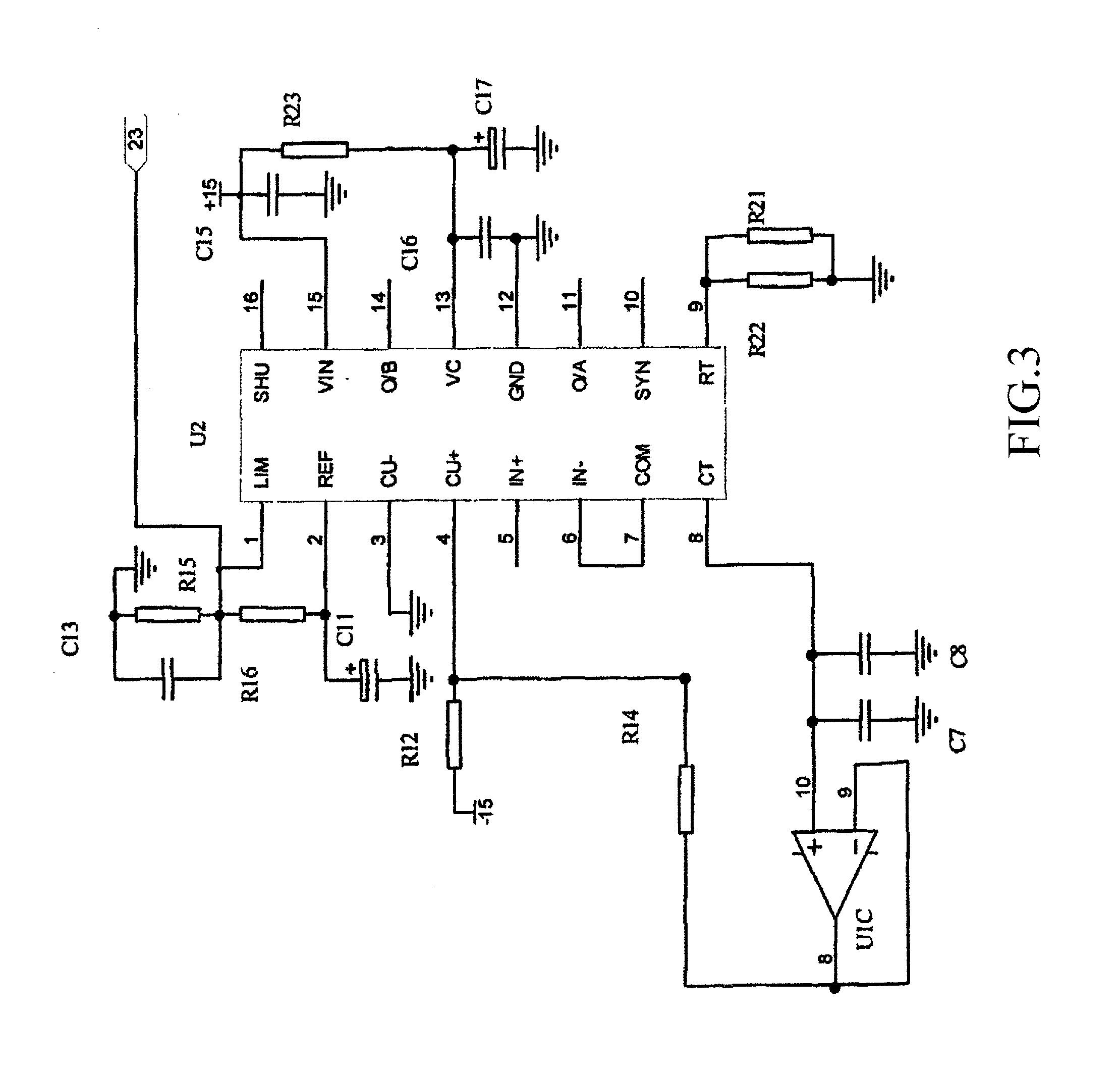 rectifier welding machine circuit diagram