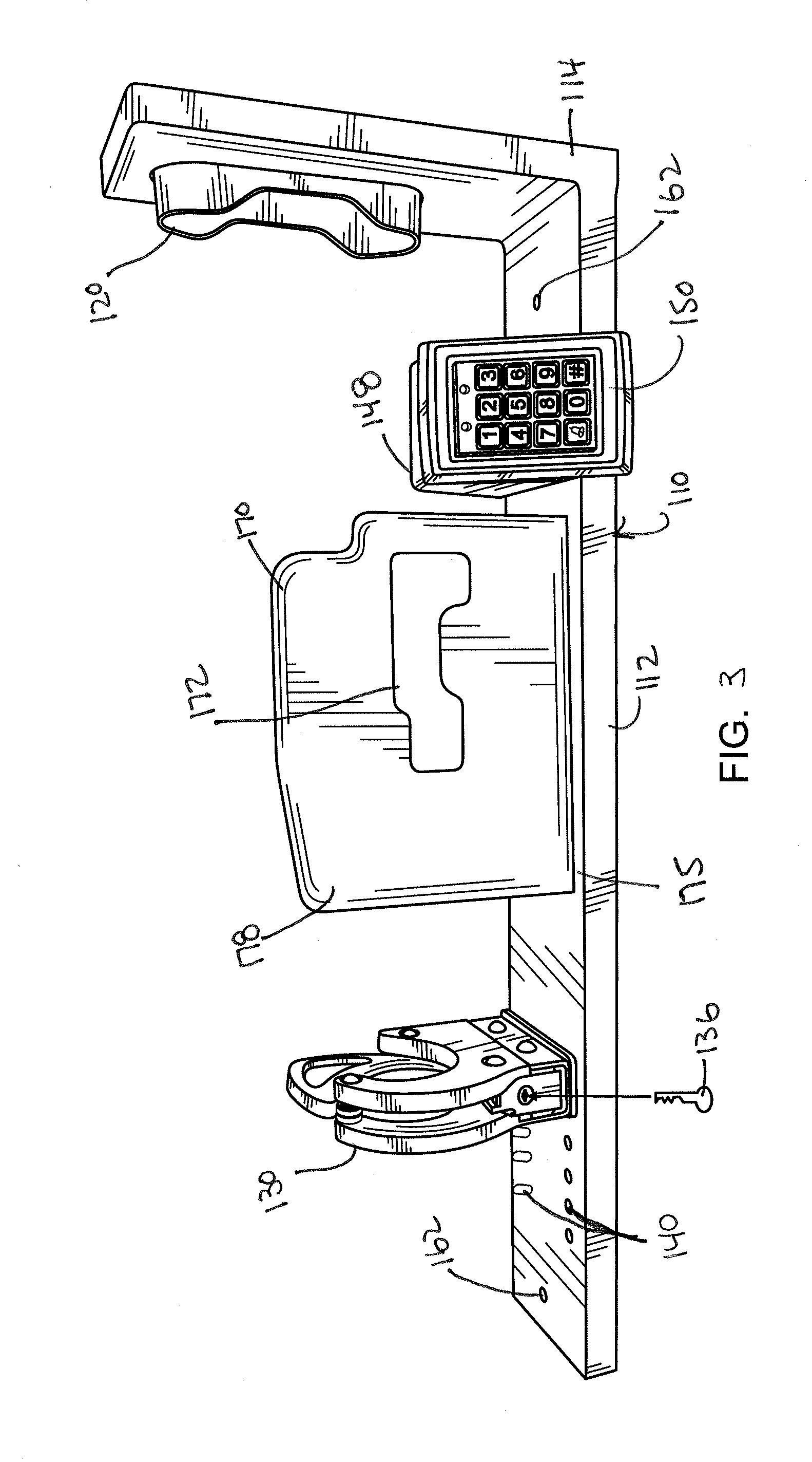 spdt relay wiring diagram lock