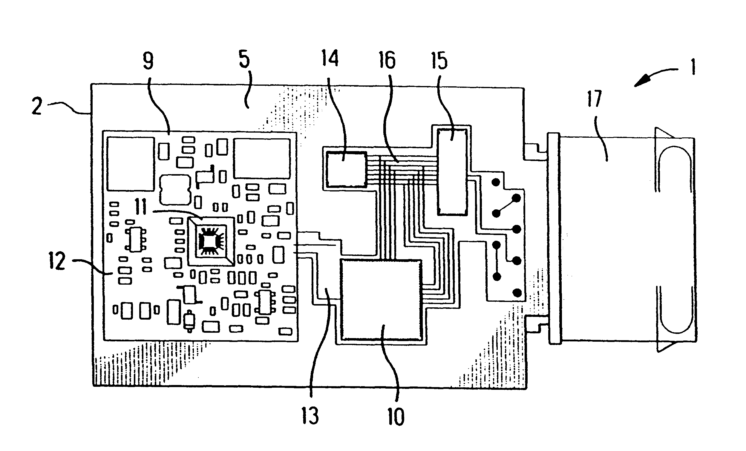 gps circuit board