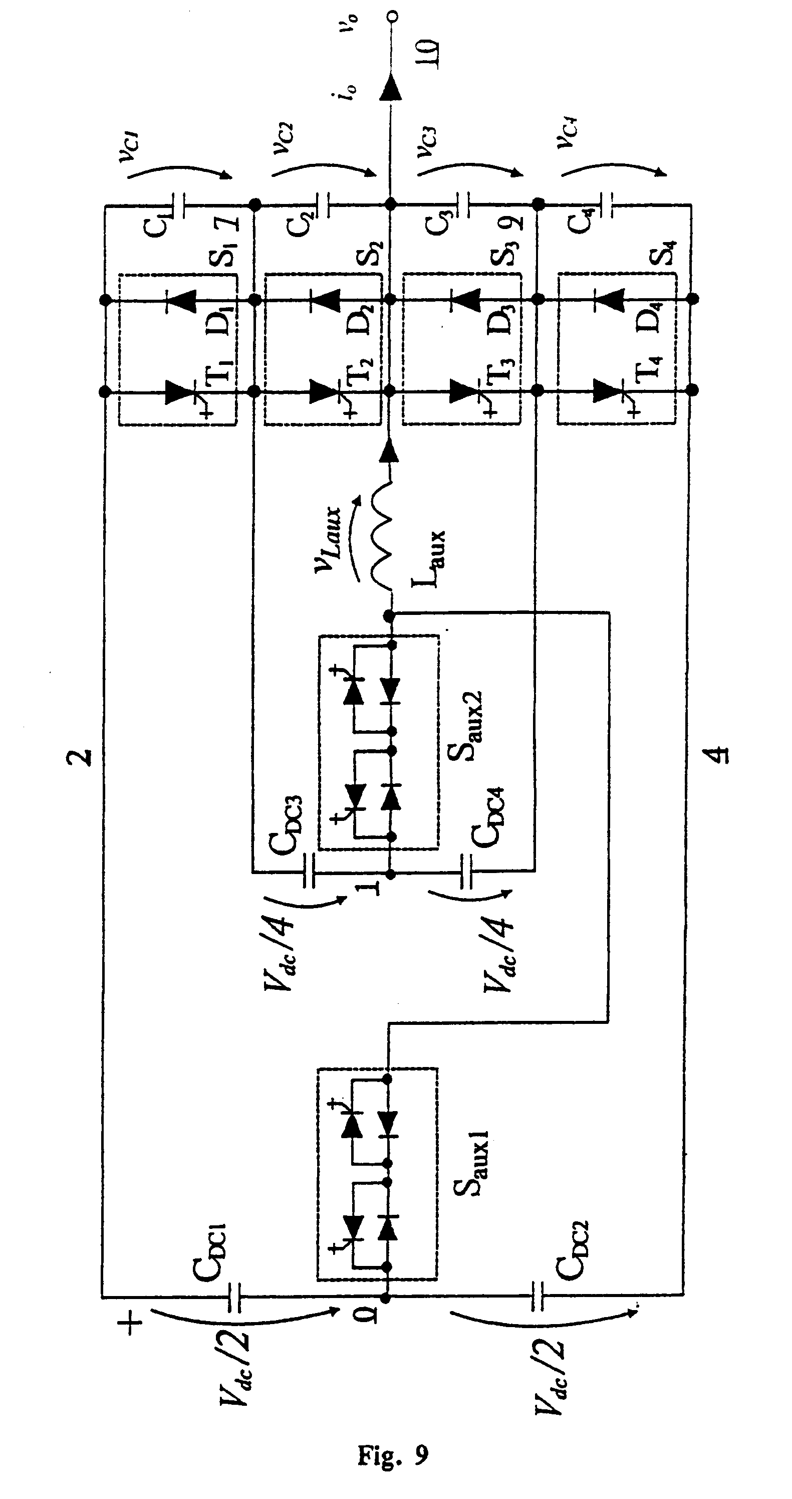 in a parallel circuit each load is electrically connected to the