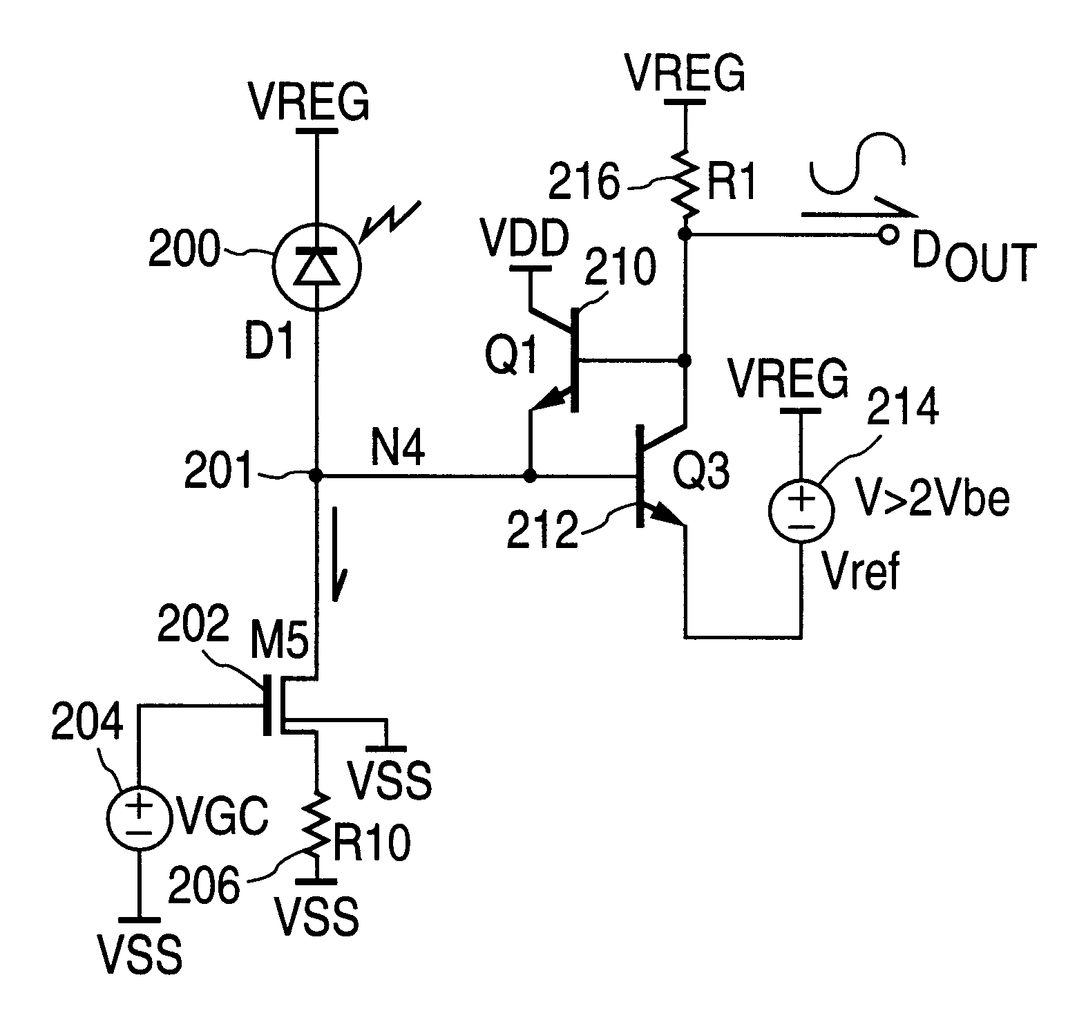 patent us6359517 photodiode transimpedance circuit google patents