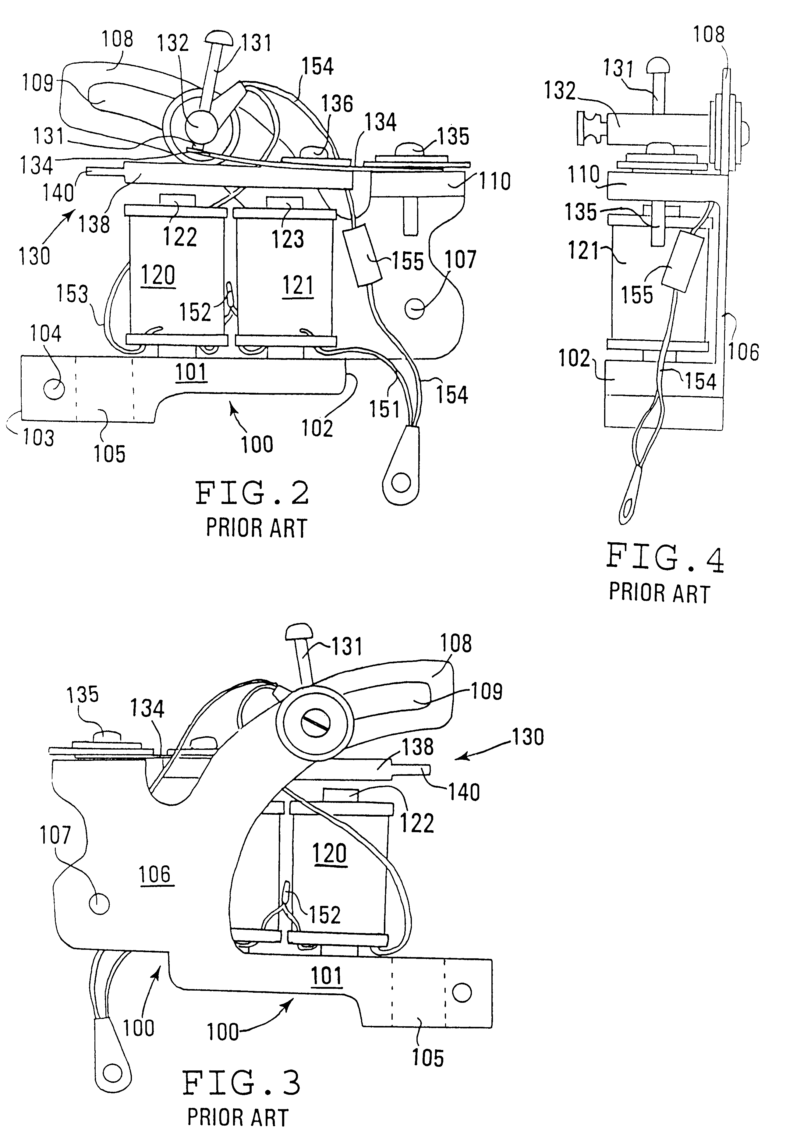 wiring diagram for tattoo machine