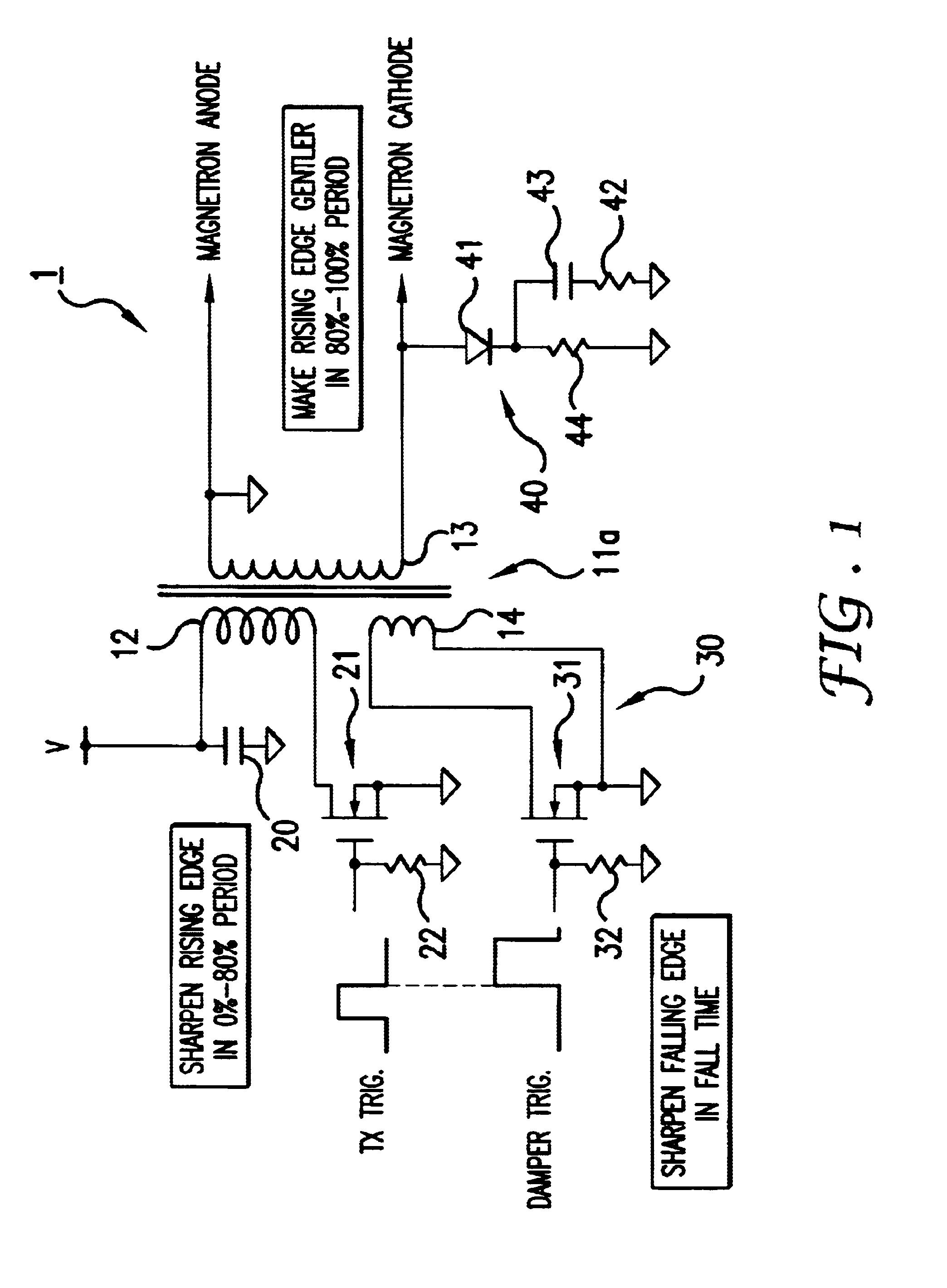 pulse generating circuit