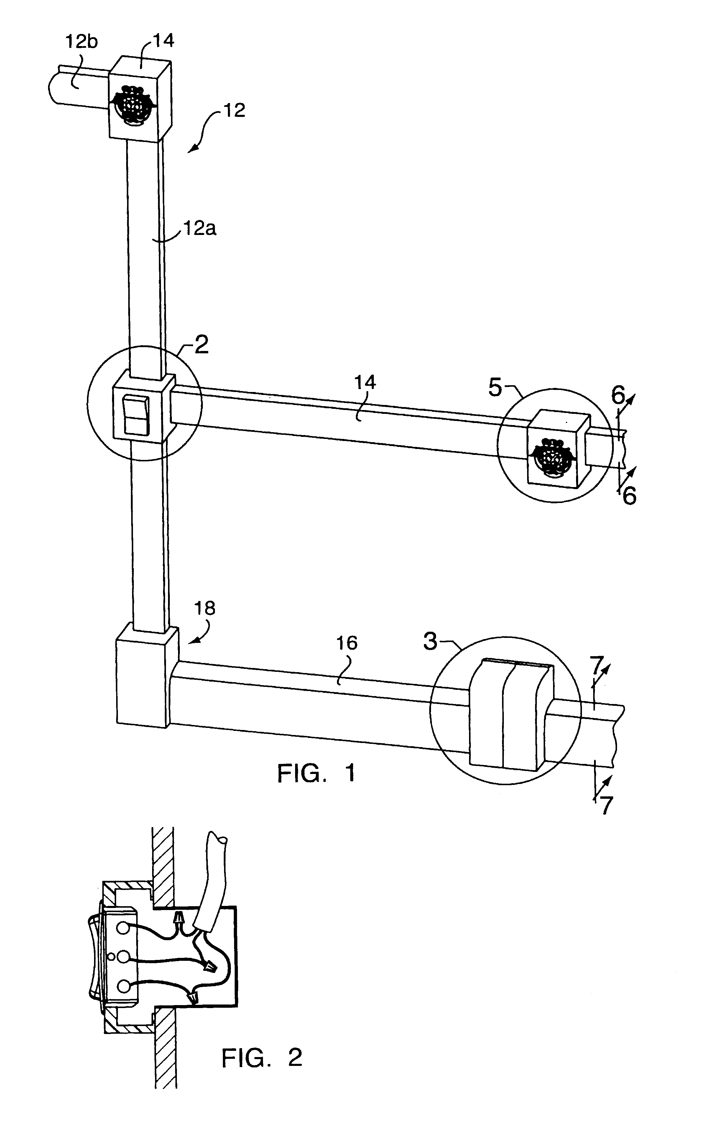 surface mounted electrical raceway system