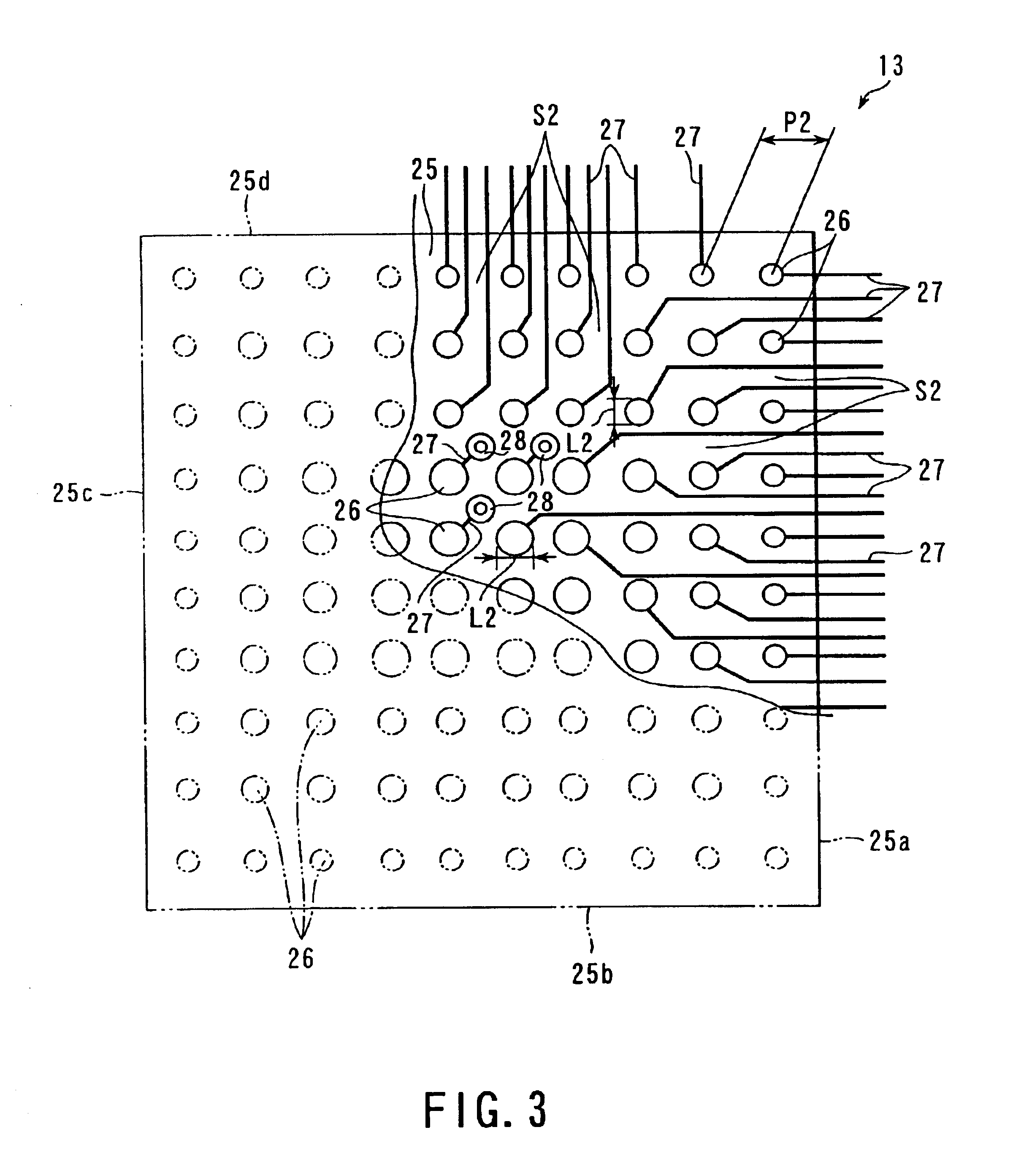 printed wiring board substrate