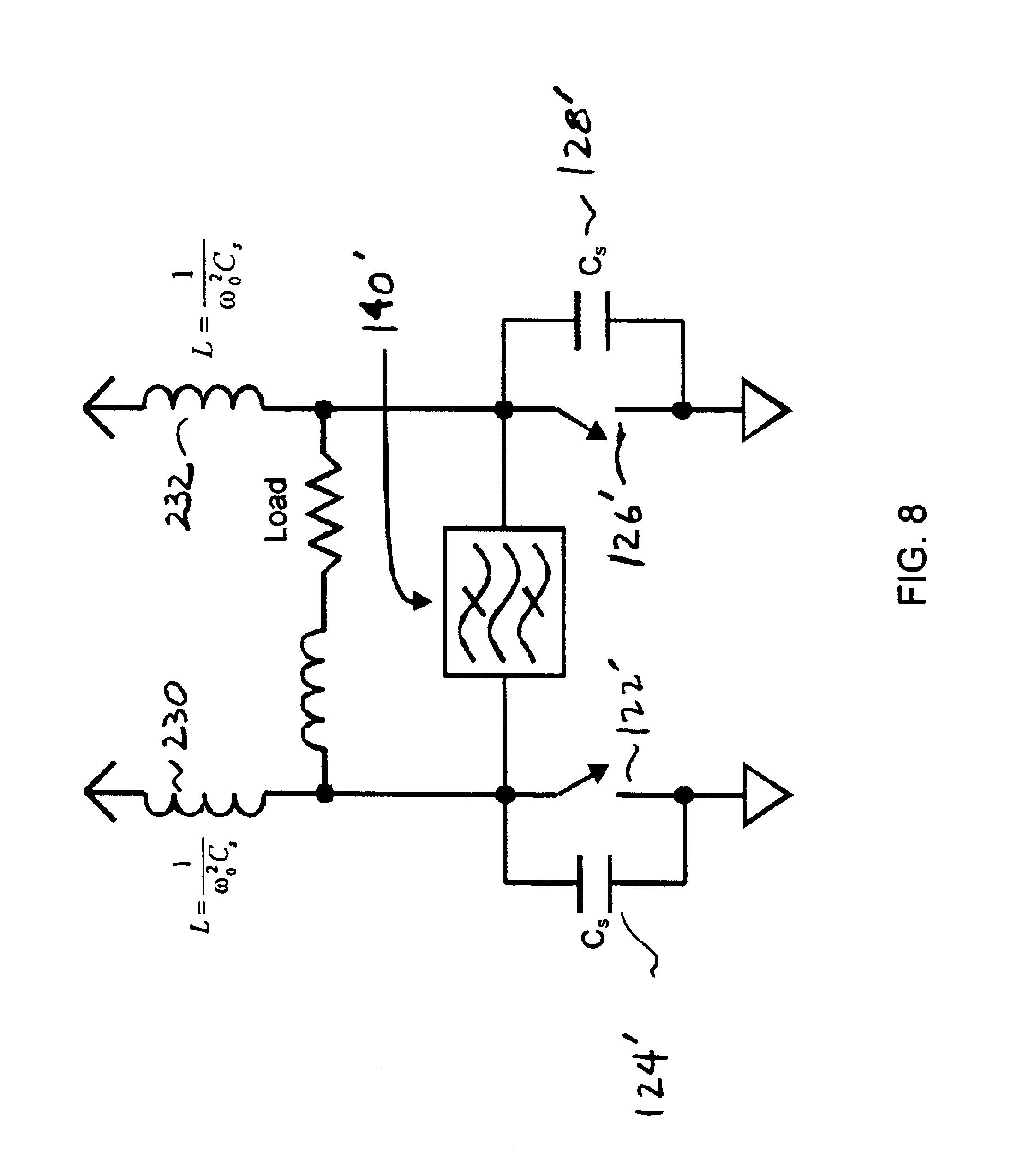 short circuit open circuit capacitance loss