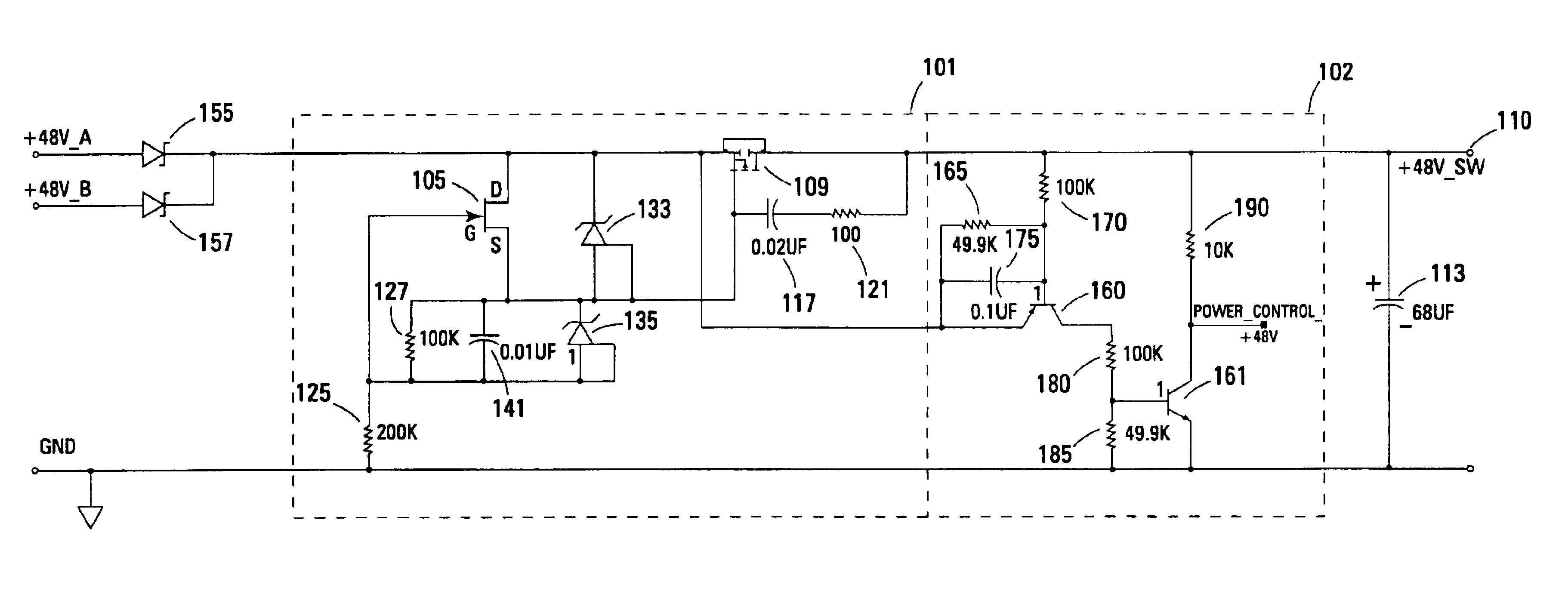 inrush current limiter circuit inrush current limiting current