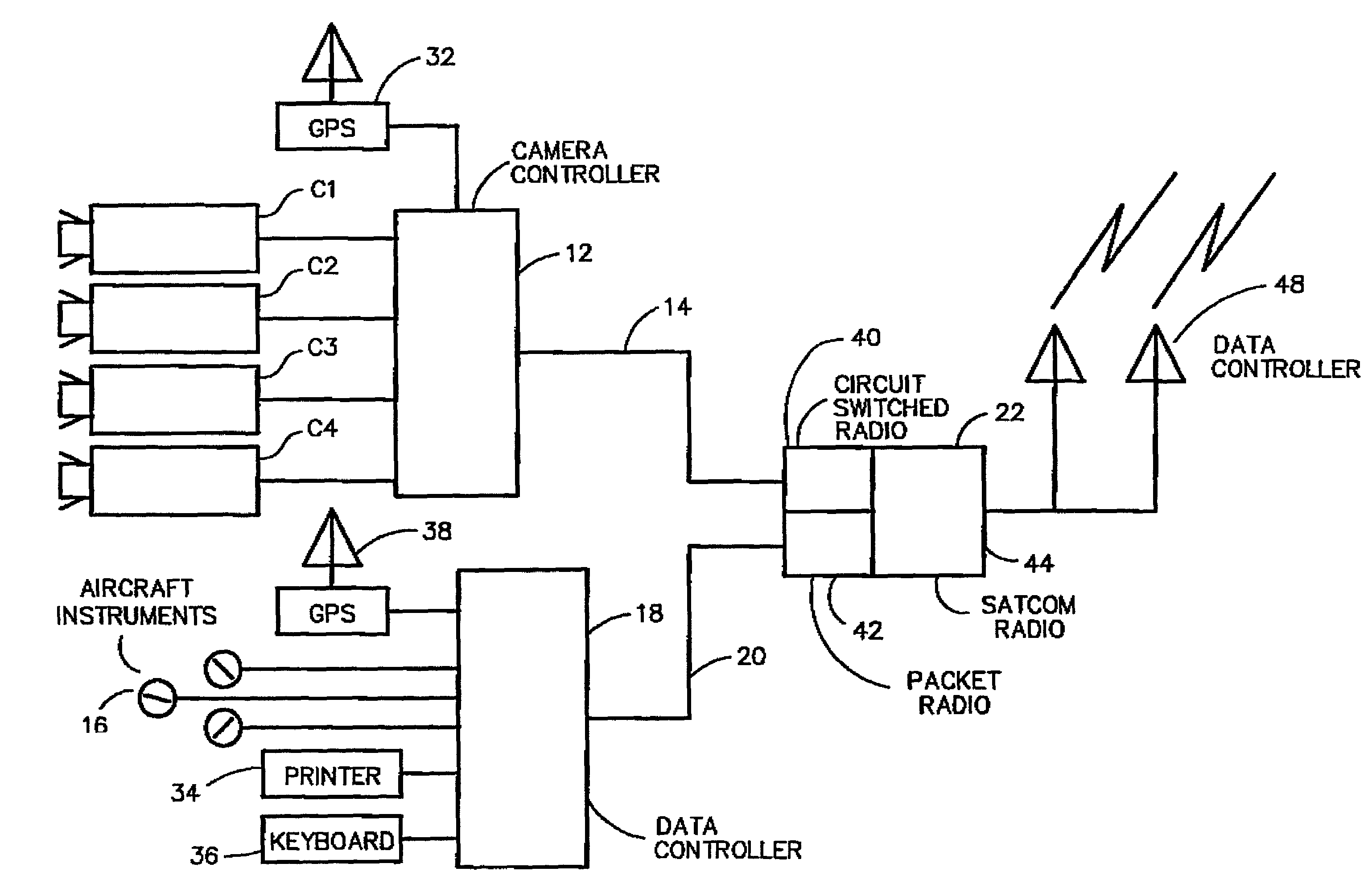 access 2 communications wiring diagram