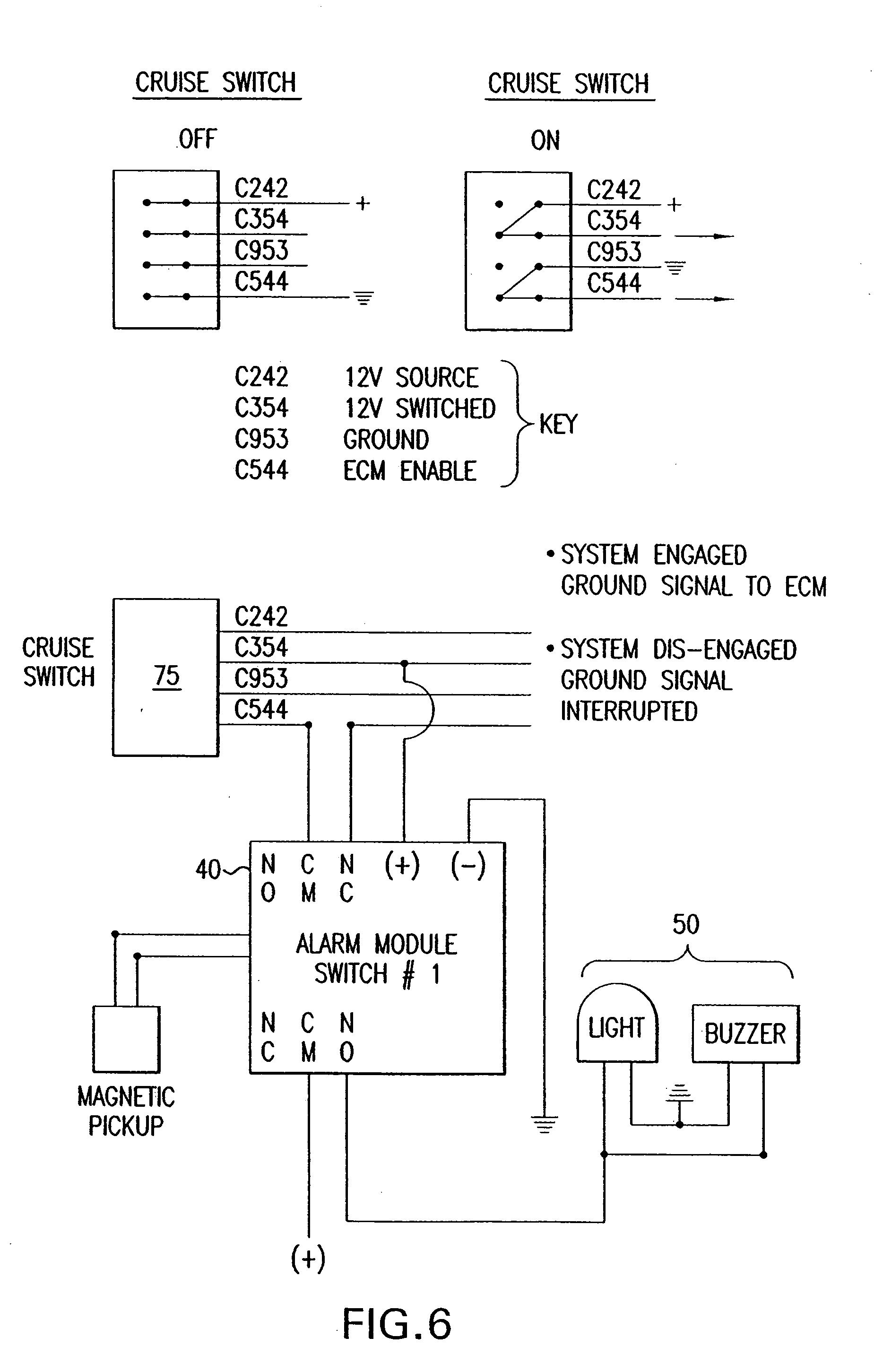 key switch wiring diagram for peterbilt 379