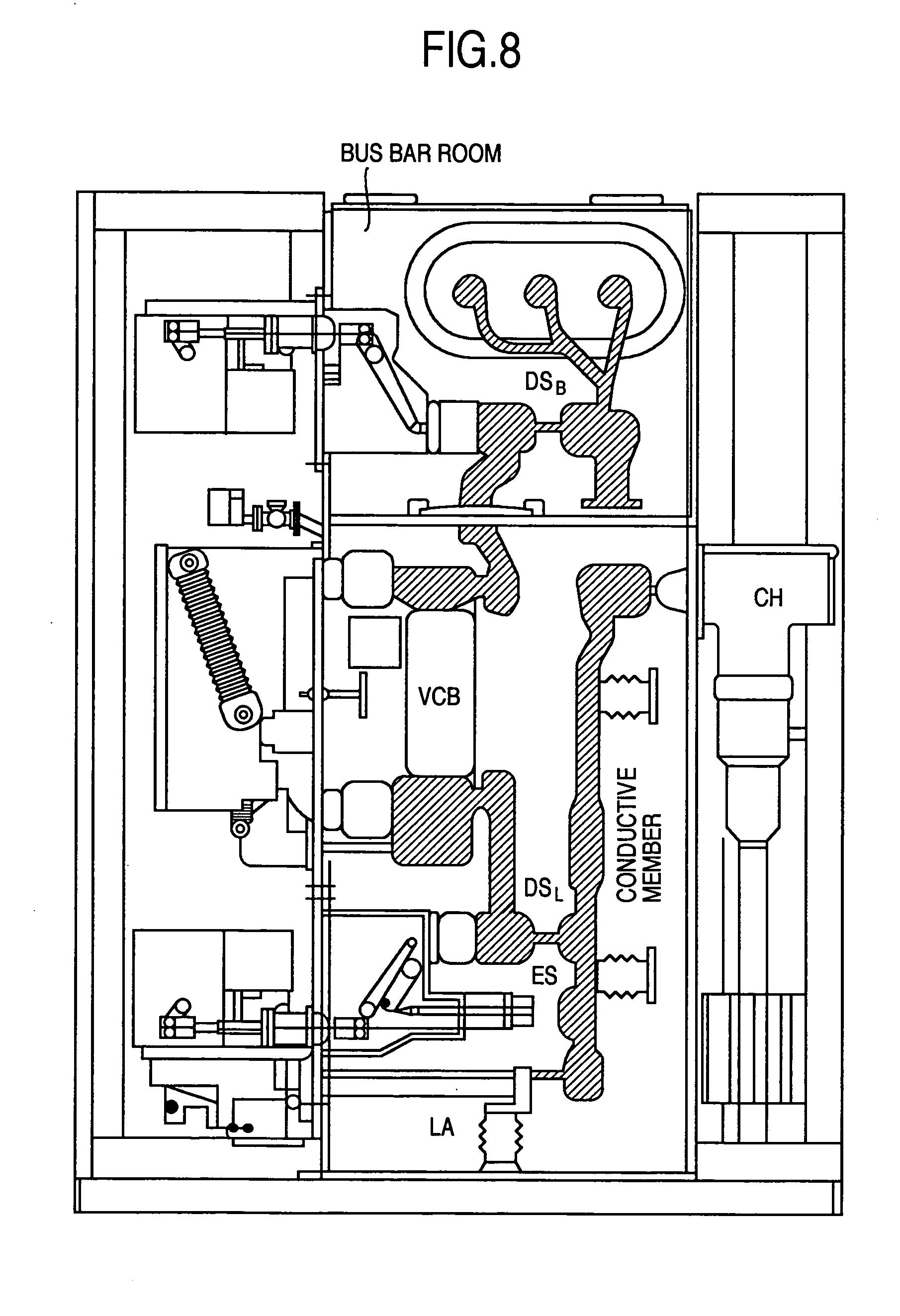 11kv vcb panel wiring diagram