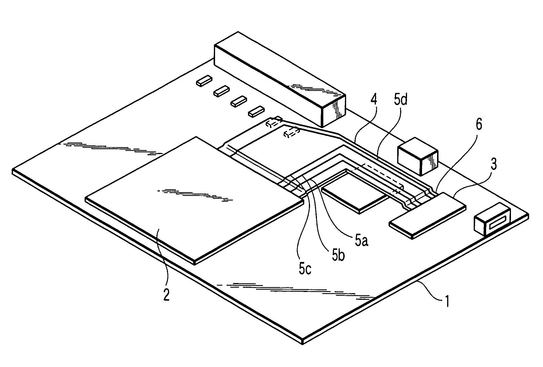 printer circuit board