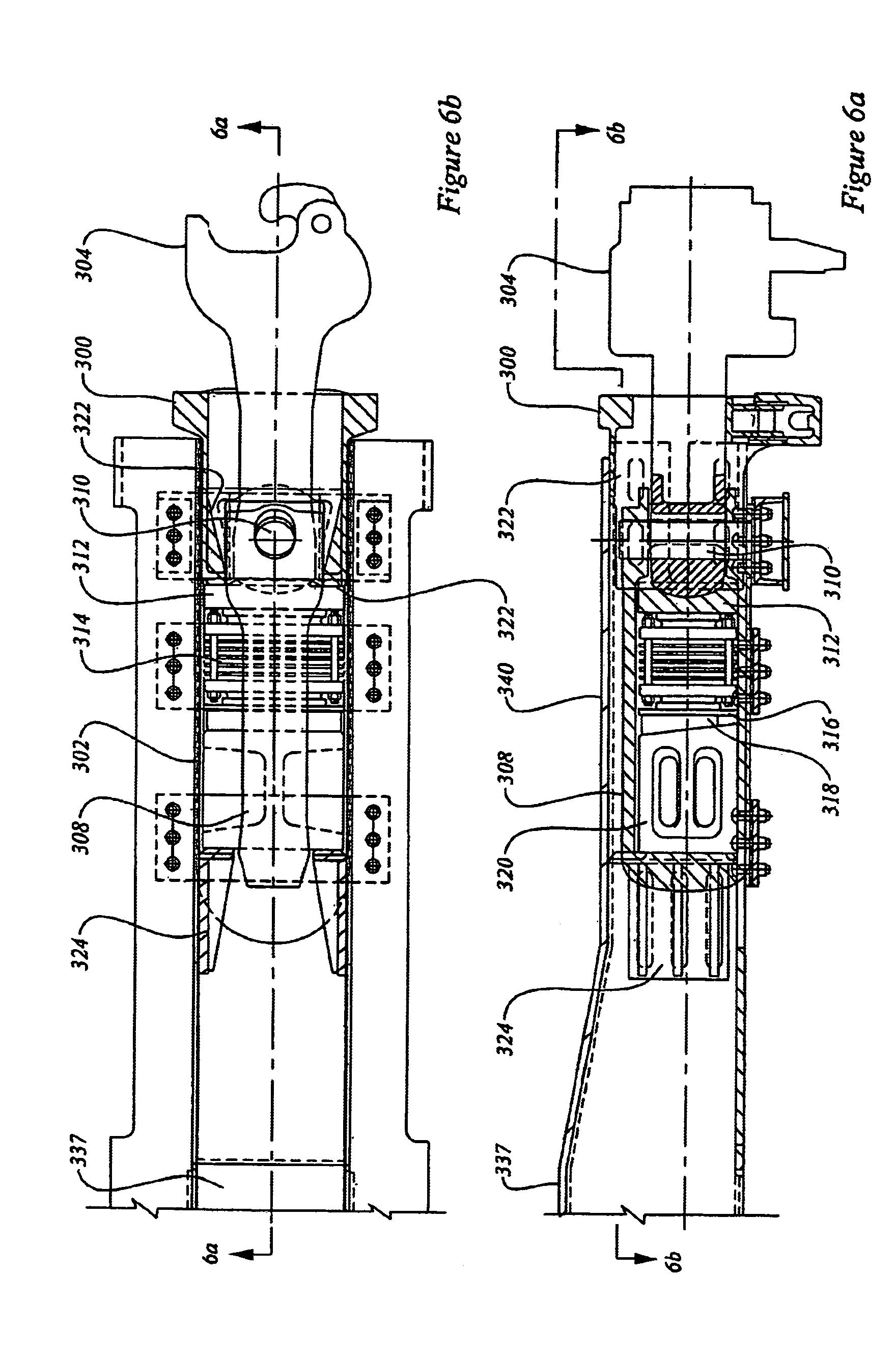 inverter type air conditioner circuit diagram