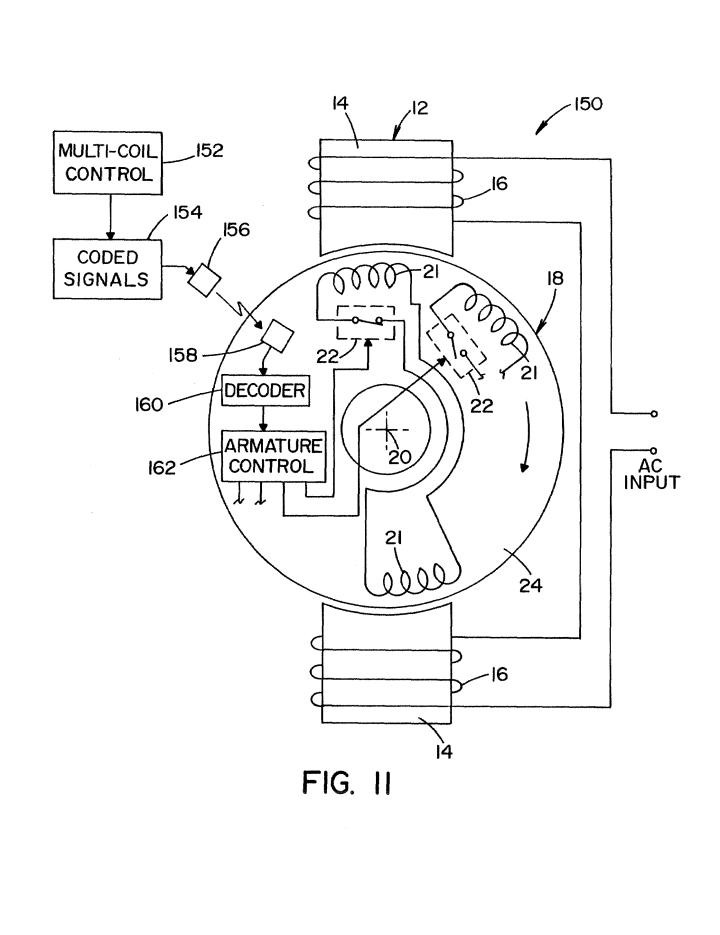 motor rewinding formula