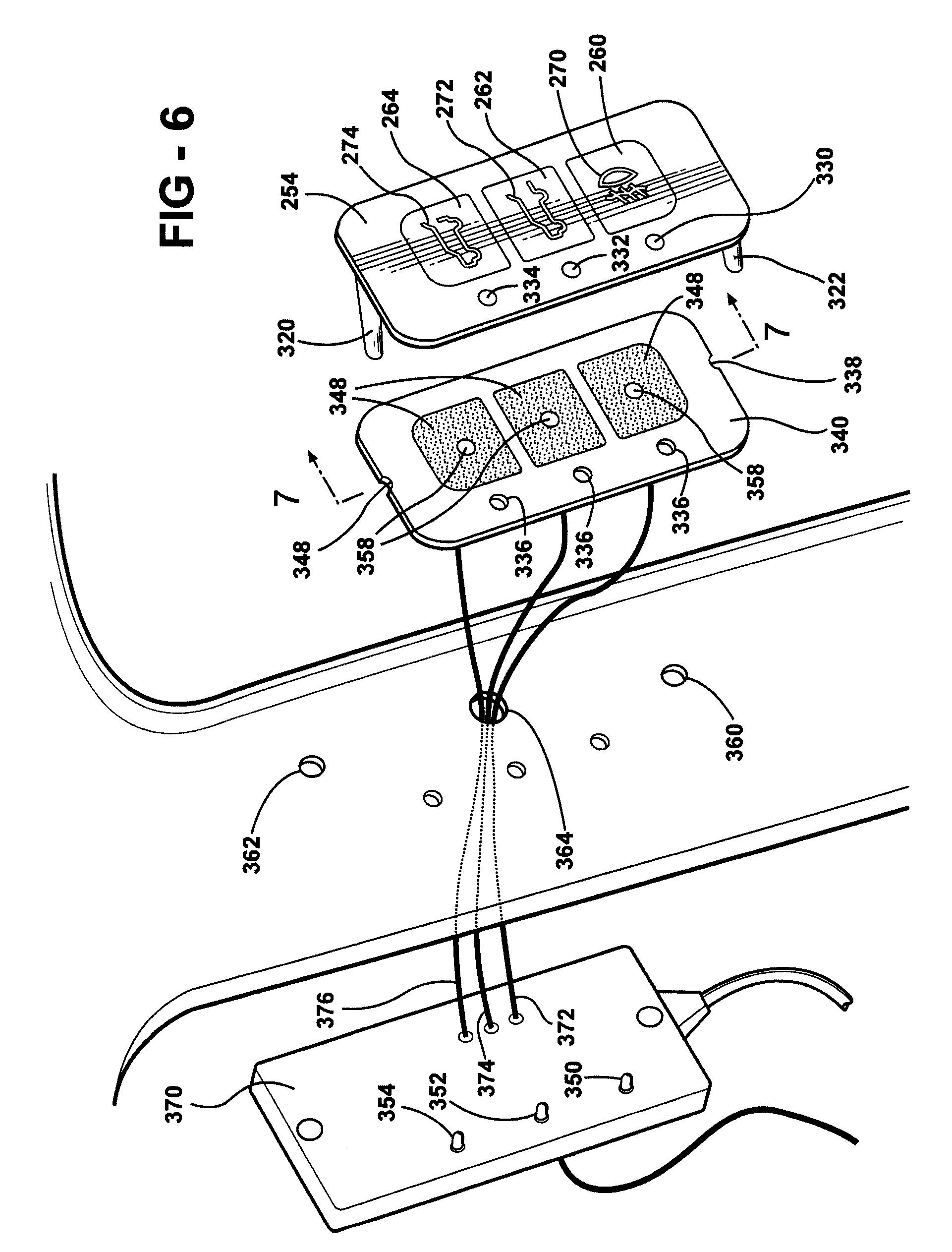 npn proximity sensor circuit diagram