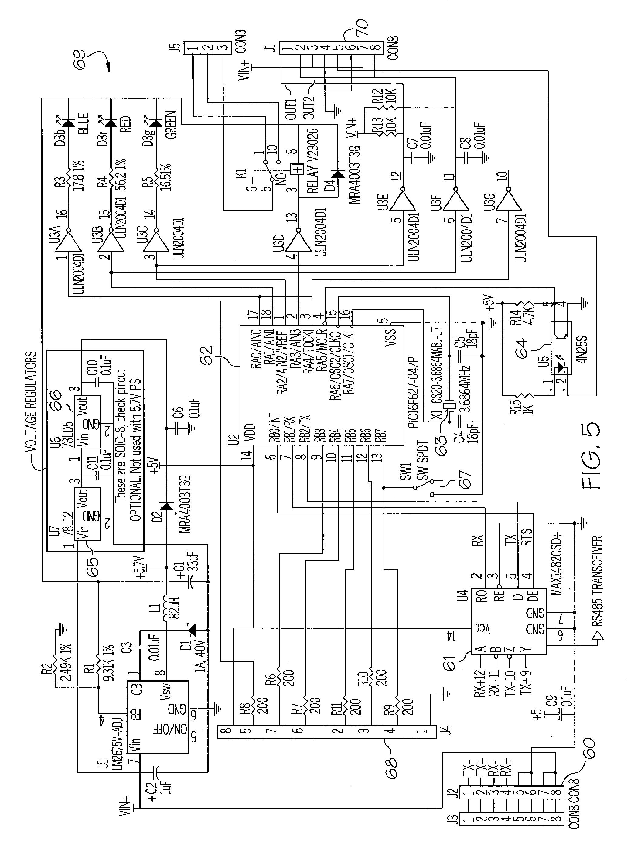 tektone emergency pull cord wiring diagram