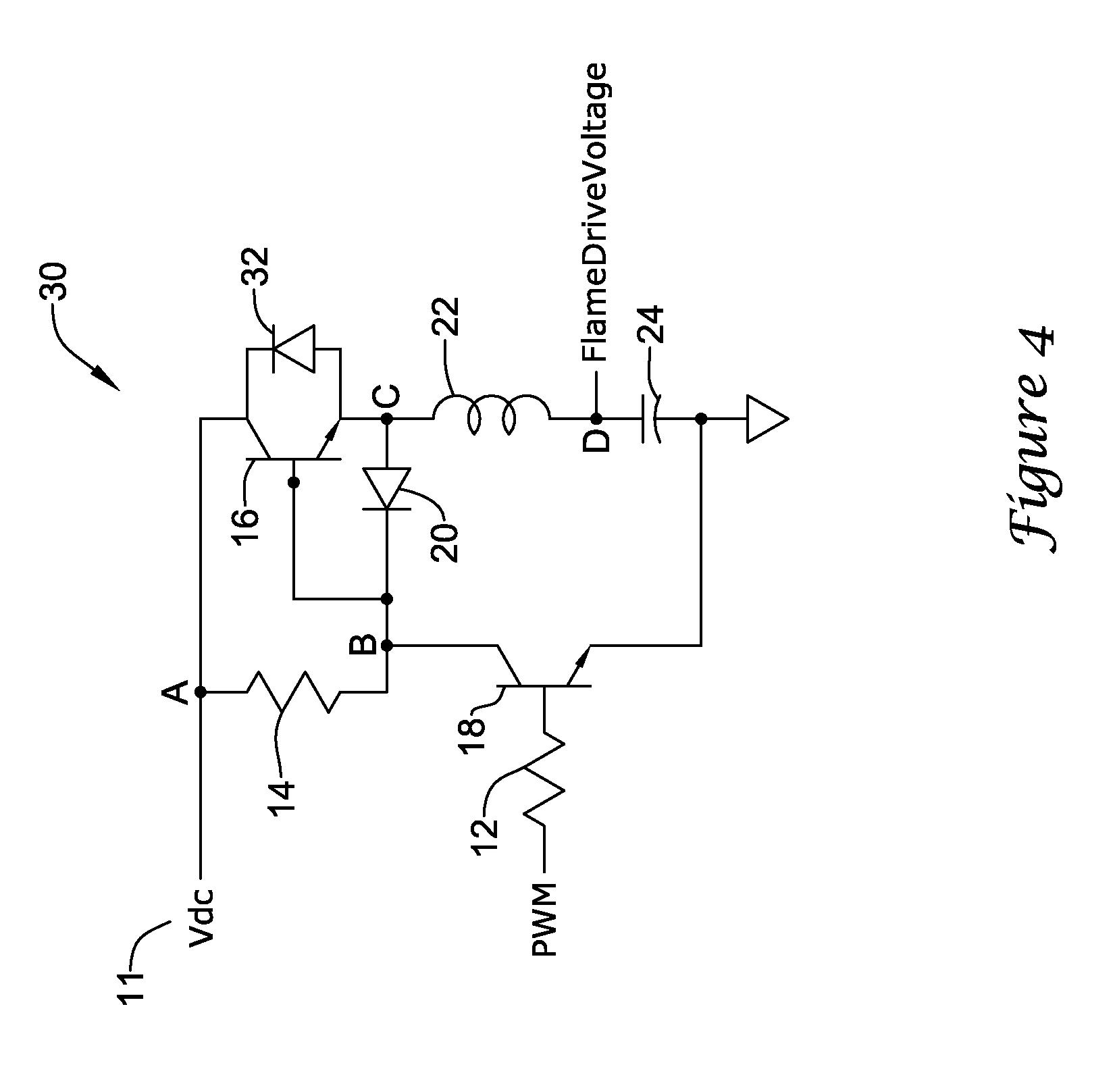 flame rod wiring diagram