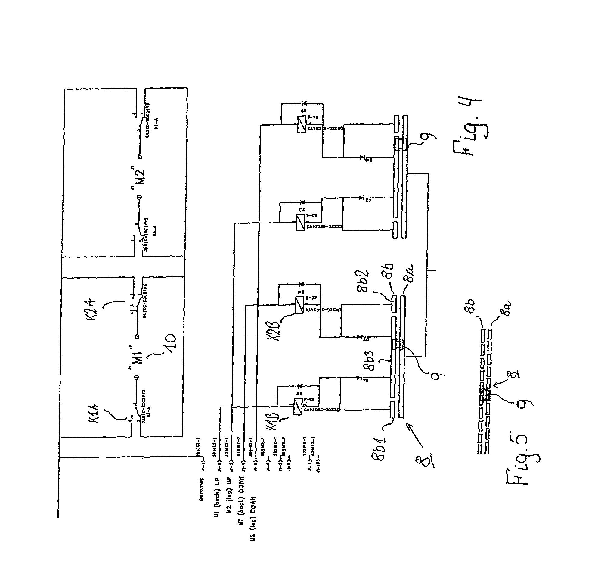 linak actuator wiring diagram