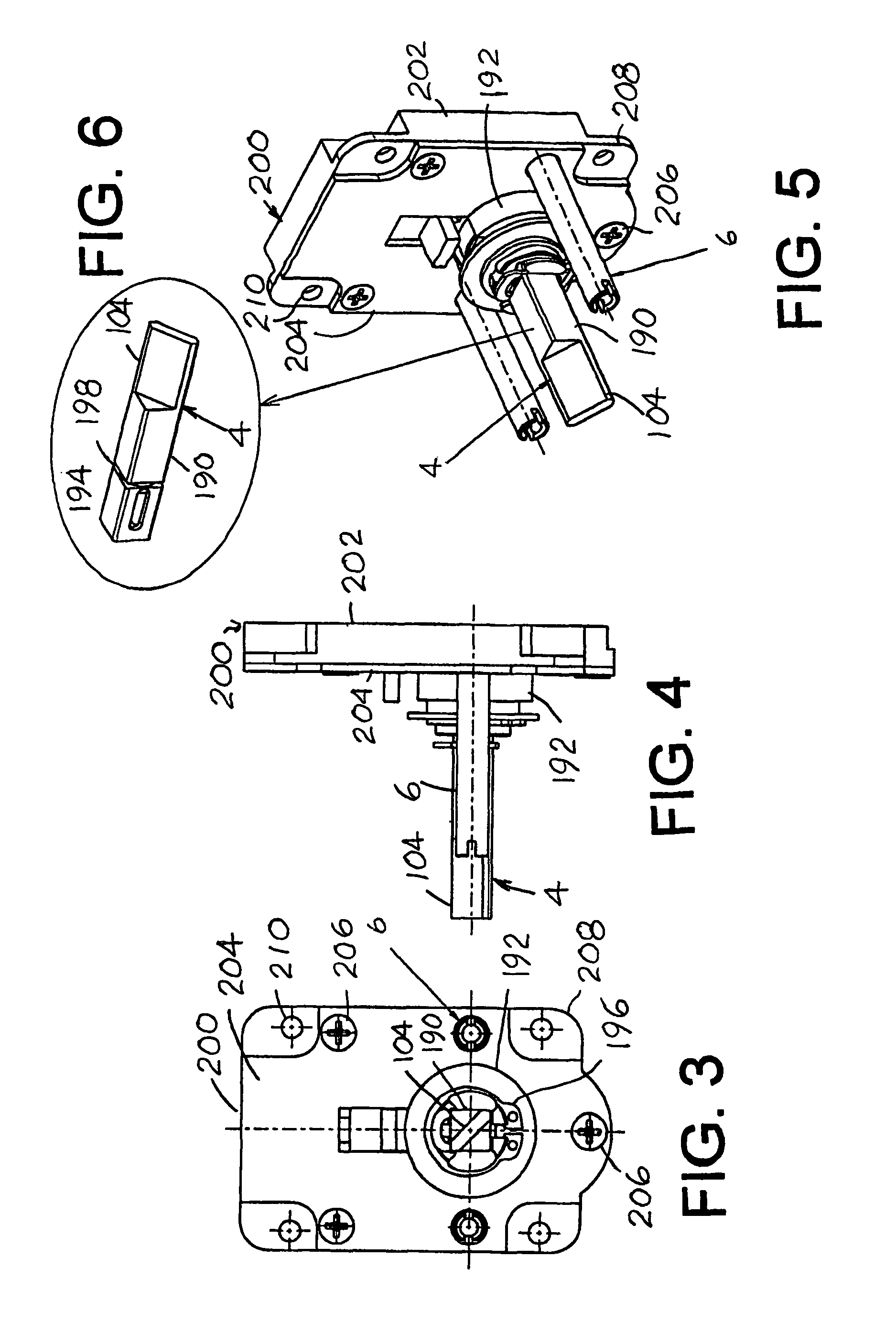 schlage parts diagram