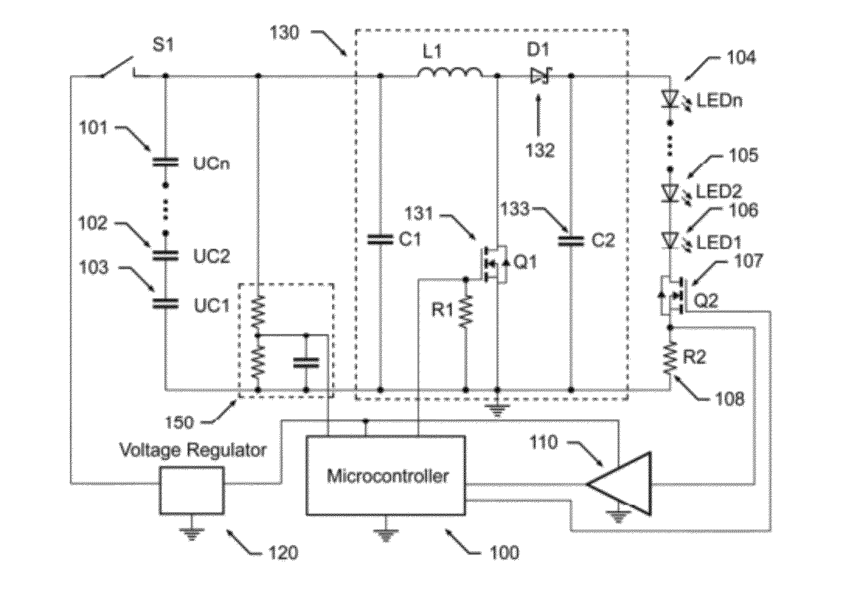 digital pulse width modulation circuit