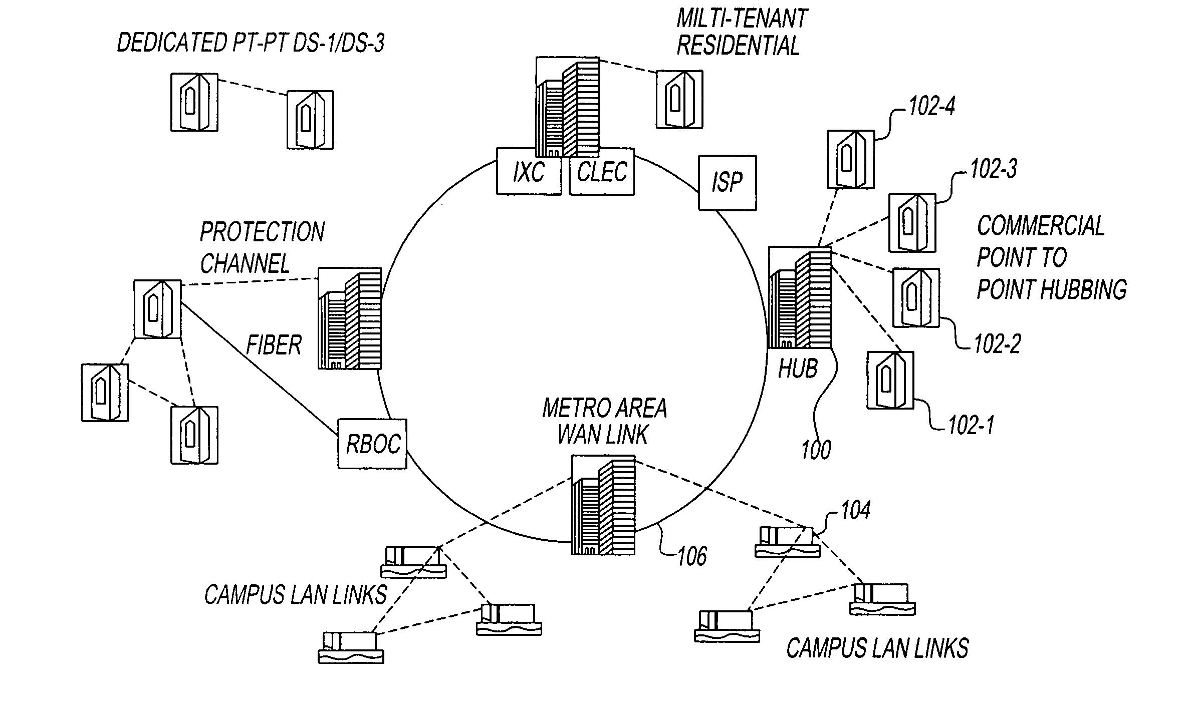 wireless wide area network diagram