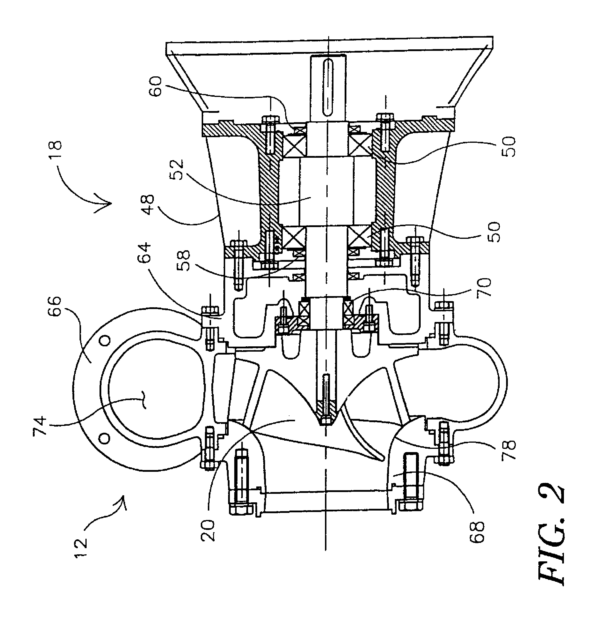 pump float ledningsdiagram