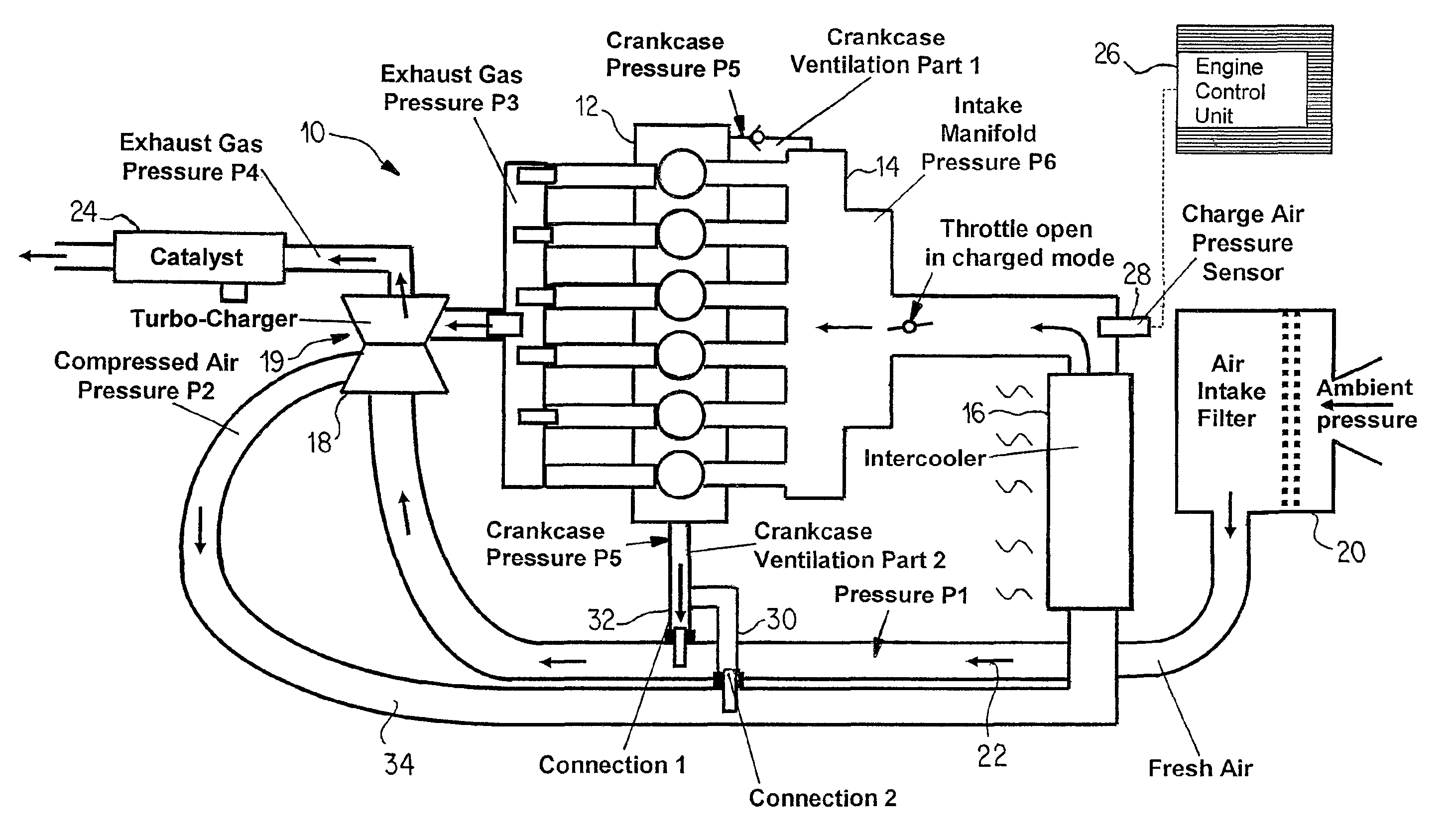 firstbustion engine diagram
