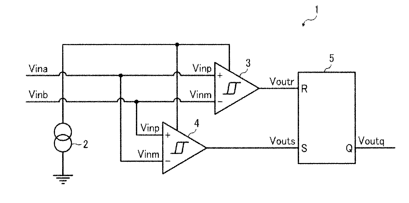patent us8269527 hysteresis comparator circuit and semiconductor