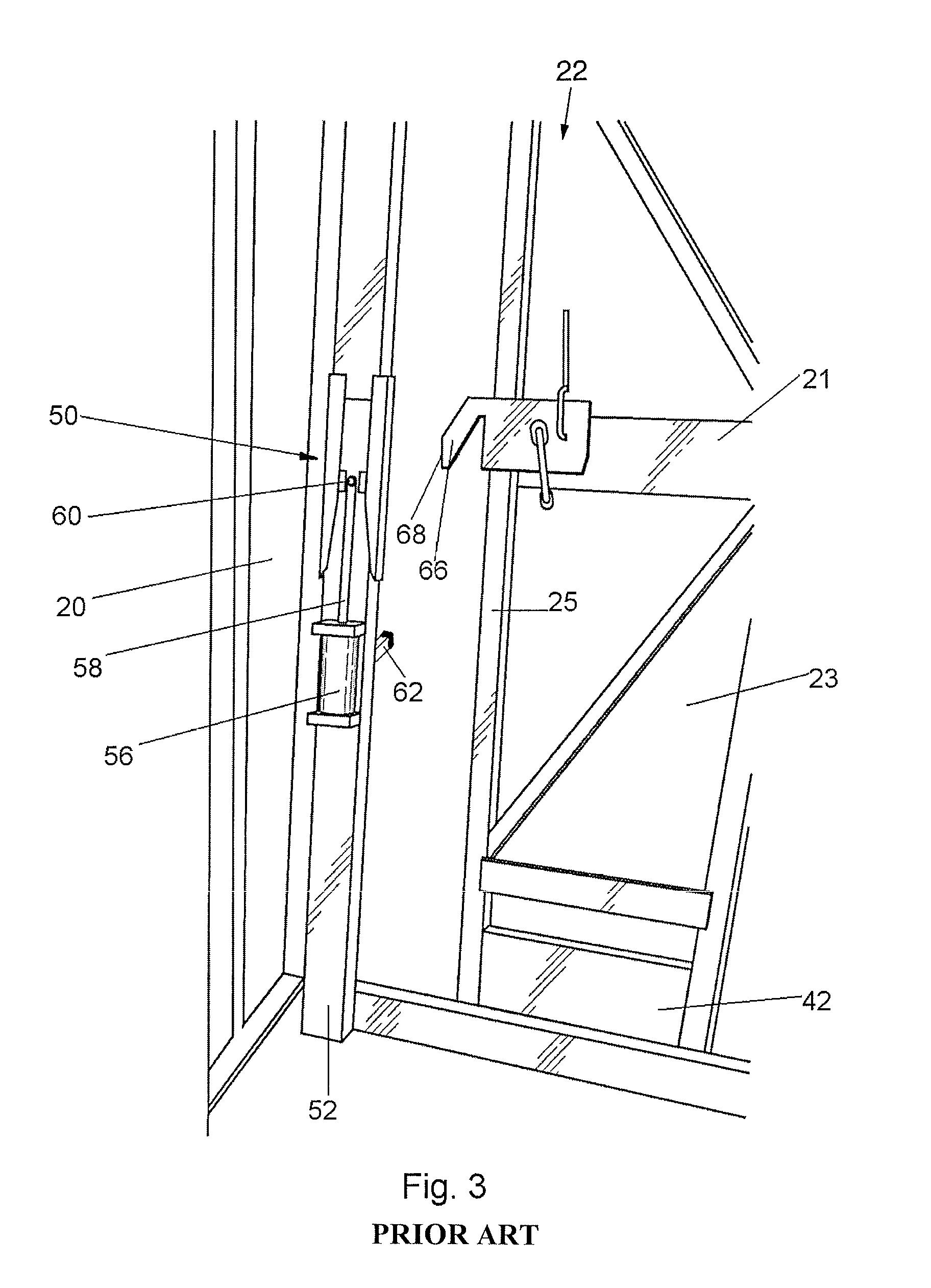 electric tarp relay