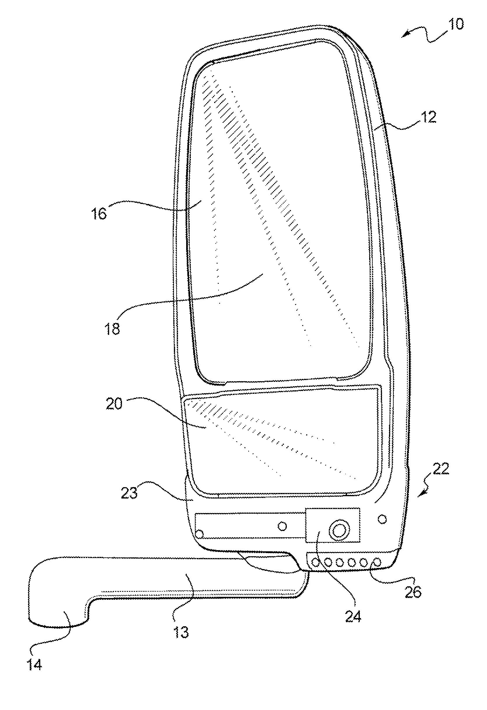 ramco mirror wiring diagram