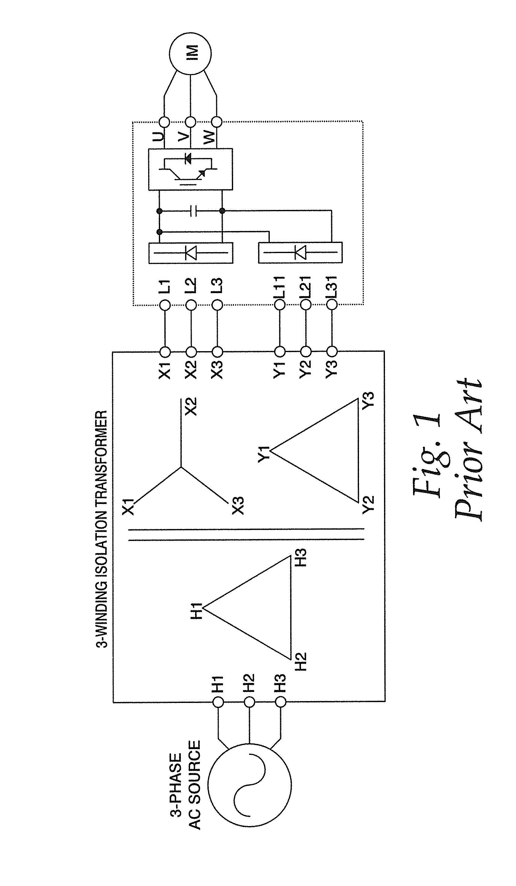 variable transformer wiring diagram