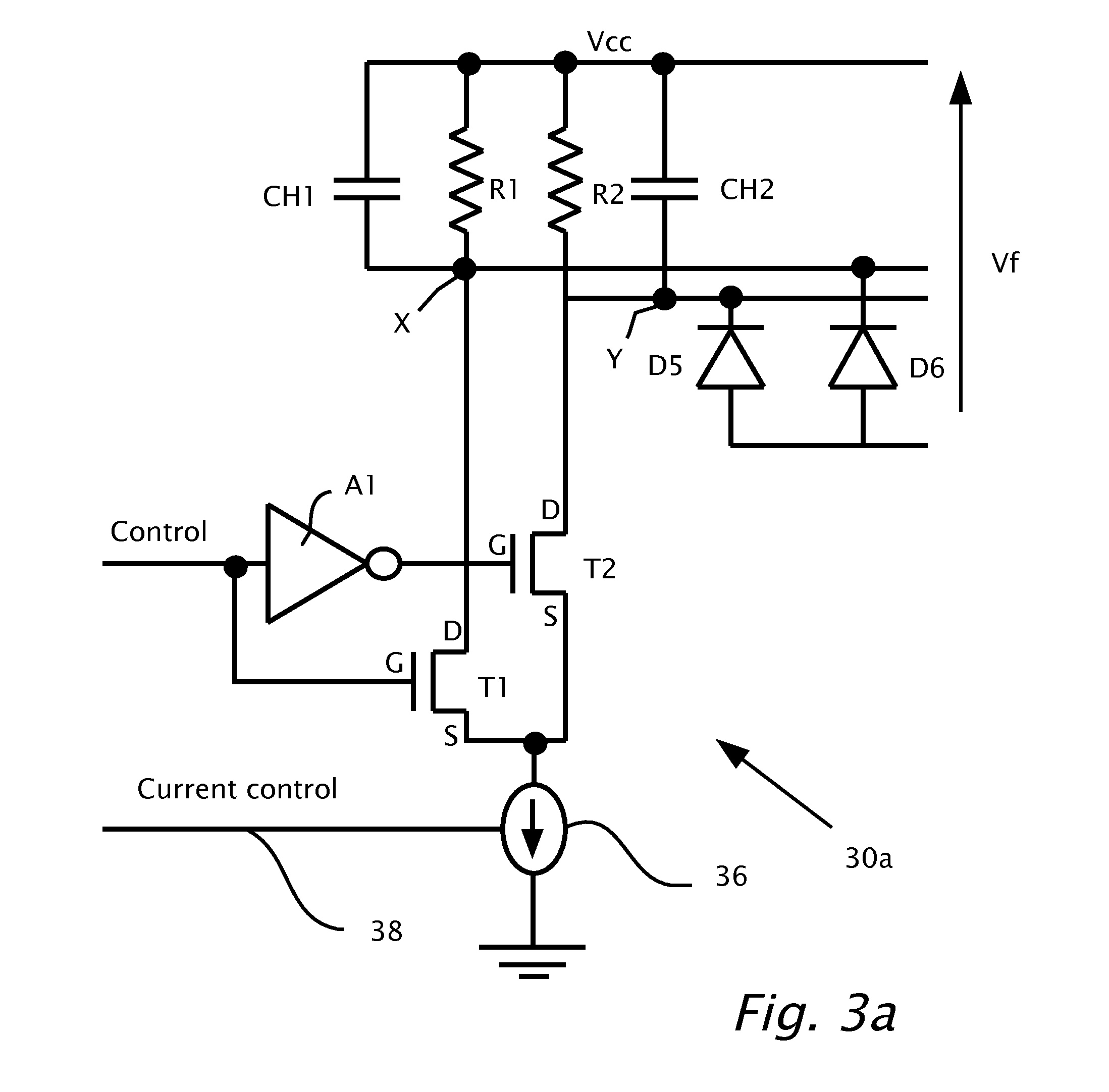voltage level shifter circuit
