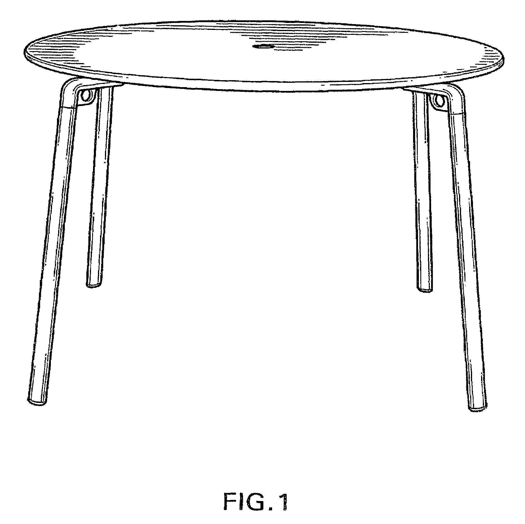 Mwh Metallwerk Helmstadt Gmbh Patent Usd560082 Stackable Round Table Google Patents