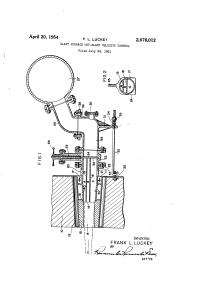 Patent US2676012 - Blast furnace hot-blast velocity ...