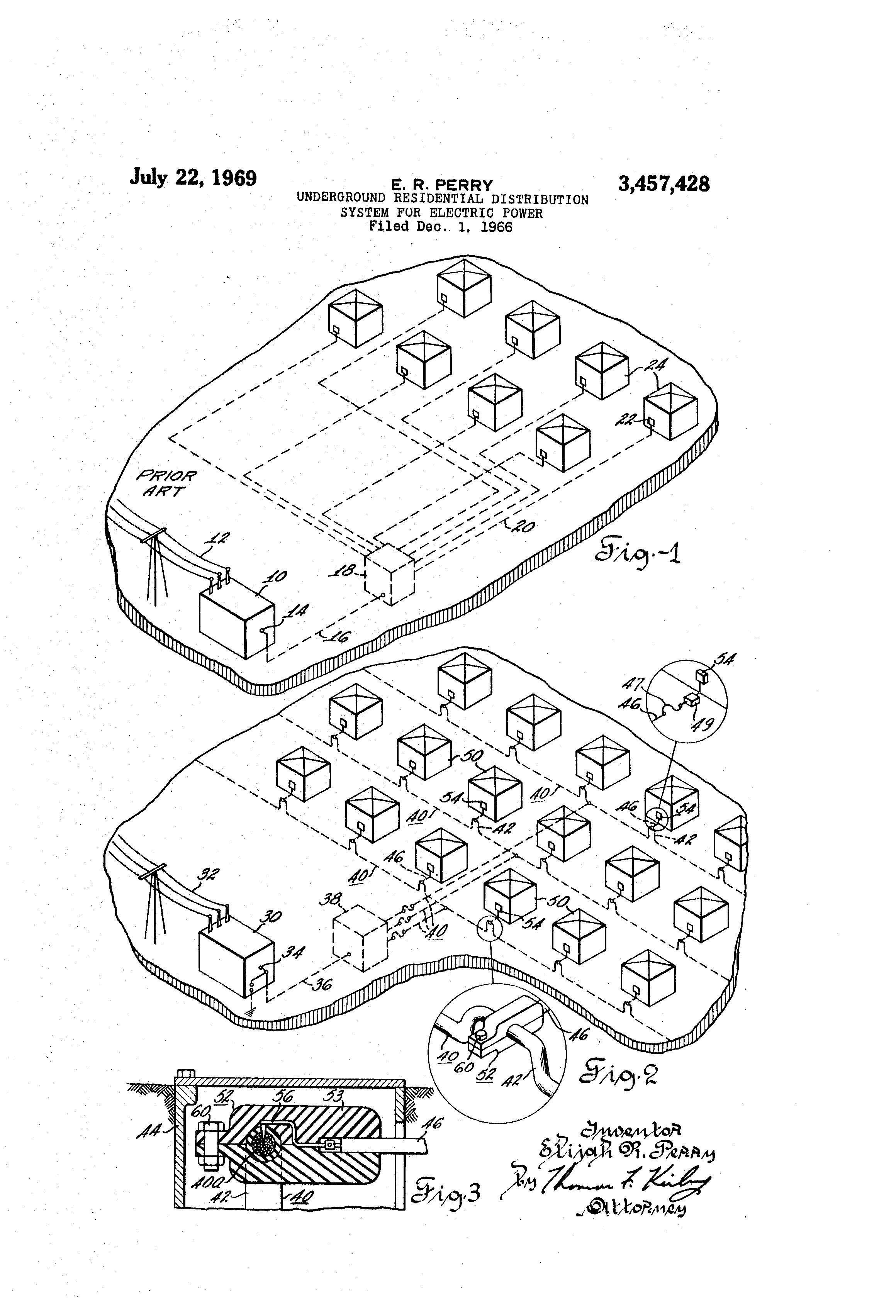 underground wiring diagram