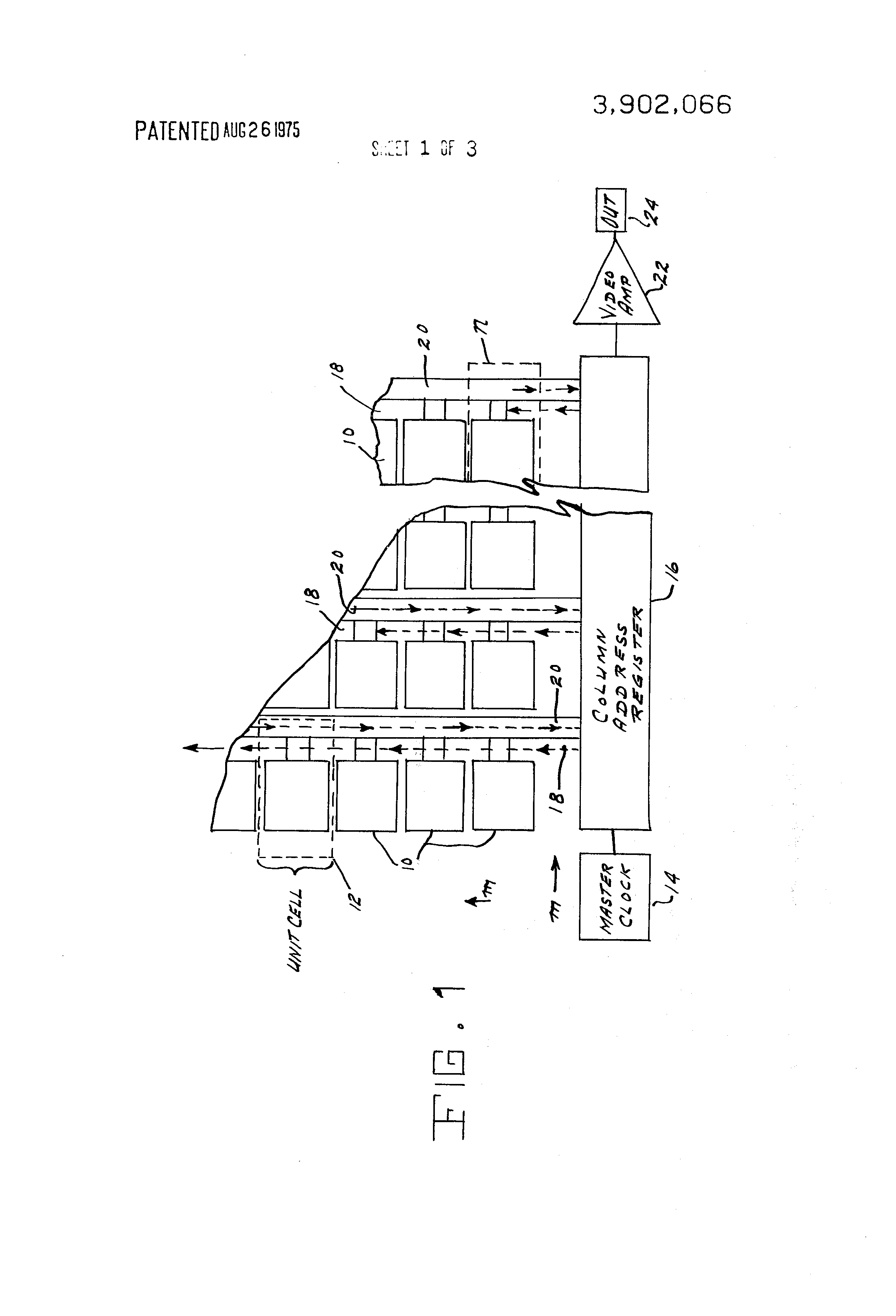 charge coupled detector