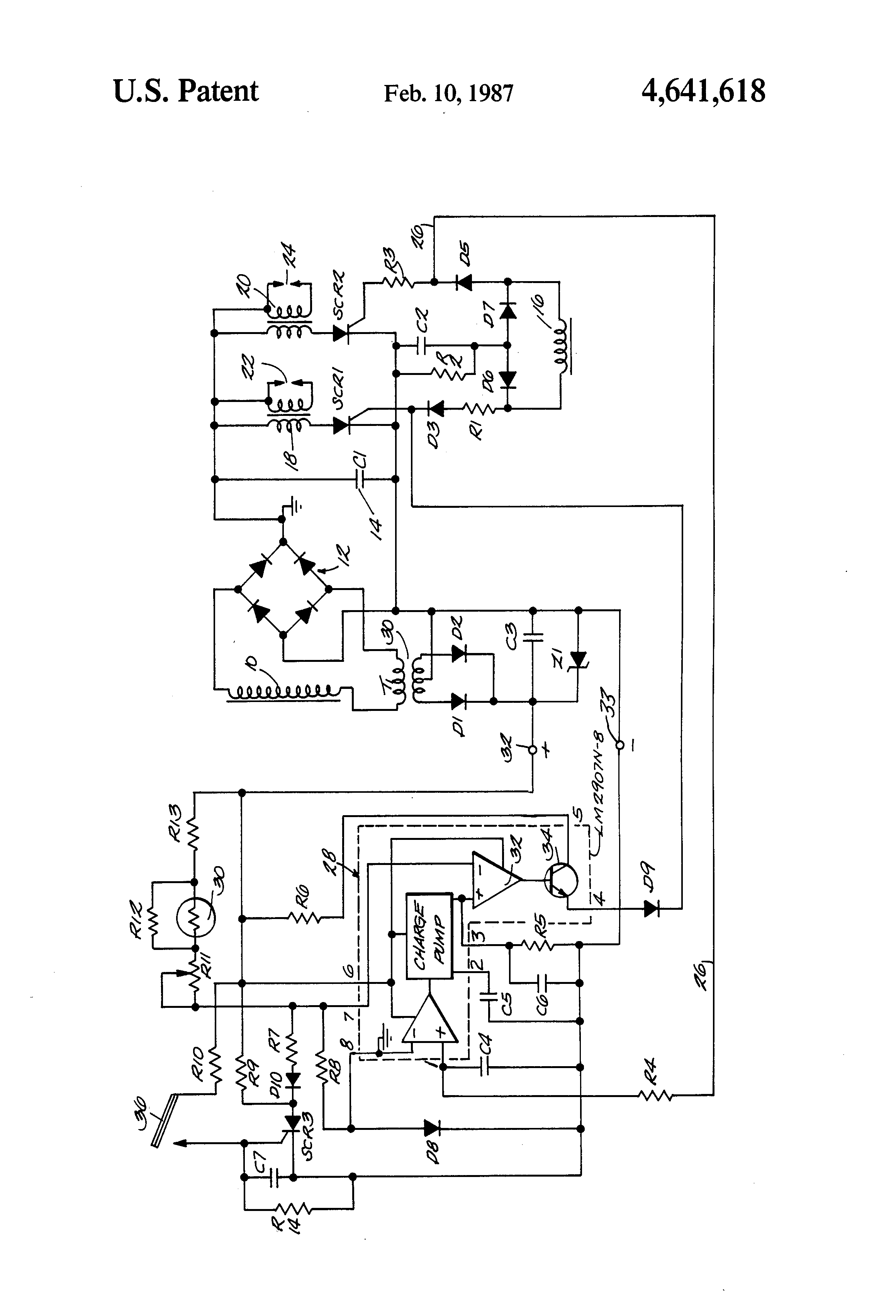 capacitive discharge ignition cdi circuit and wiring diagram