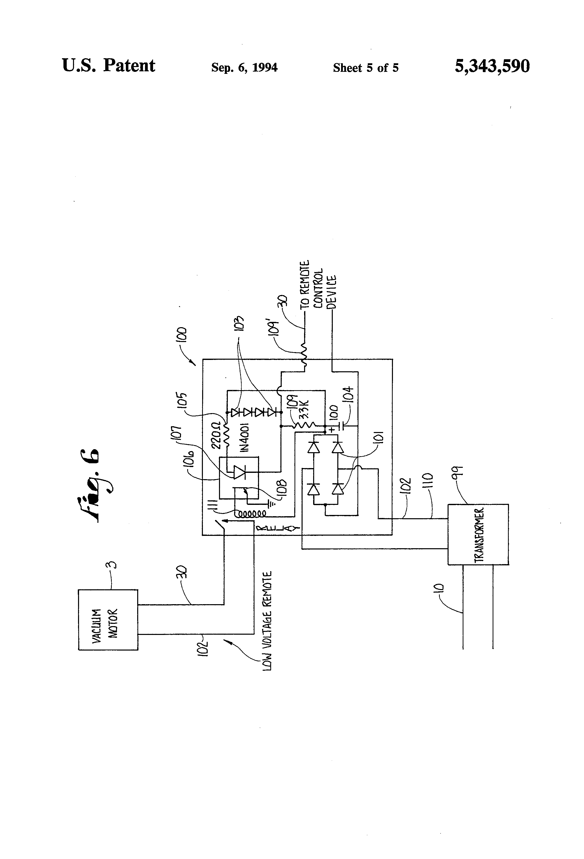central vacuum inlet wiring