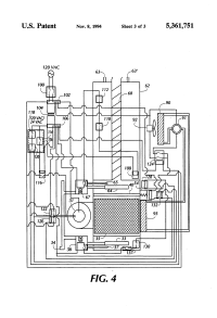 Patent US5361751 - Combination hot air furnace and hot ...