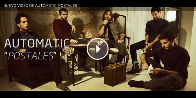 Automatic-Postales-Video