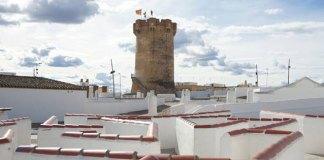Vista de la Torre de Paterna