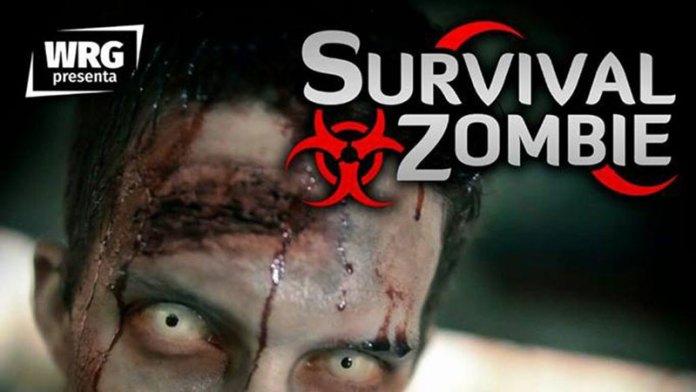 Cartel de la Survival Zombie Paterna