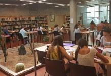 Se ha incrementado el uso nocturno de la biblioteca 24 horas un 23,5%
