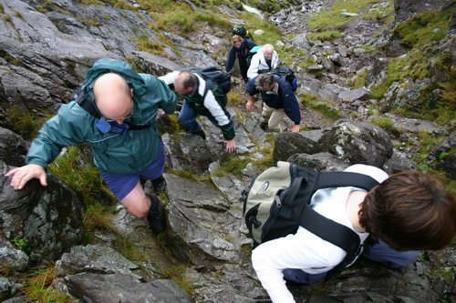 Climb Carrauntoohil Ireland39s Highest Peak Pat Falvey Adventure Travel
