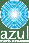 Azul logo All White with CM