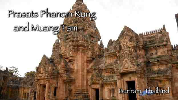 Phanom Rung and the Great Motorbike Adventure