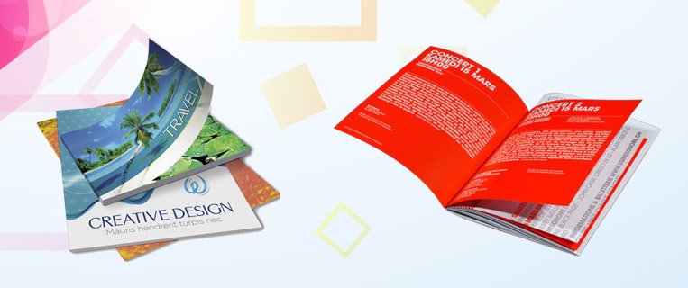 Booklet Designing and Digital Printing and Offset Printing Solutions