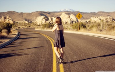 Is hitchhiking in Europe really safe for a girl? | Pandora's box stories